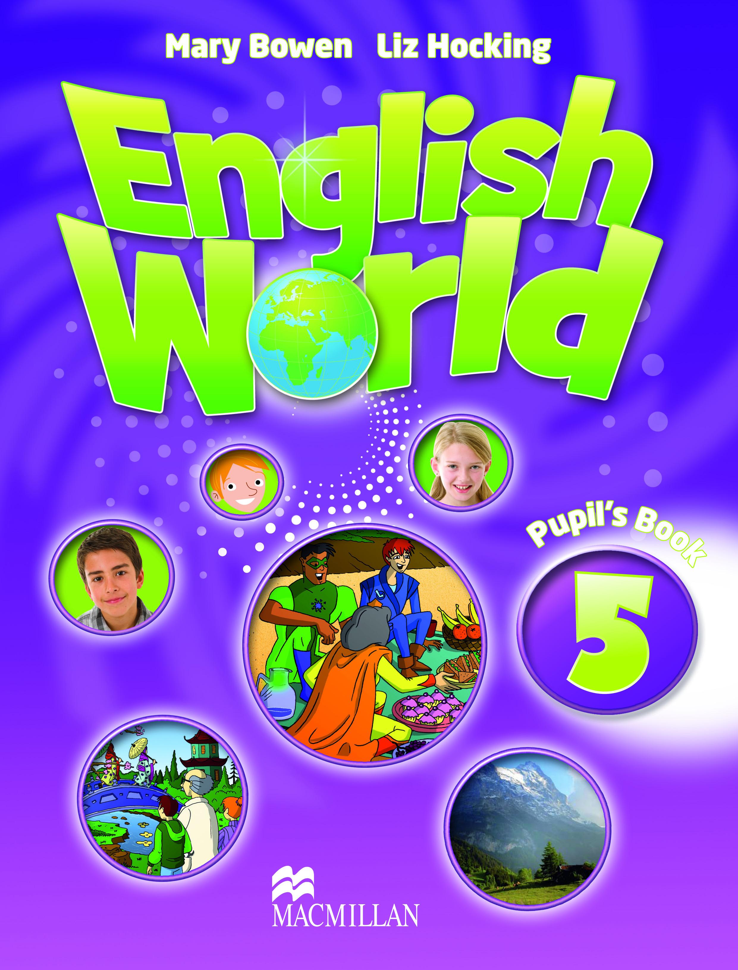 English World 5 Pupil