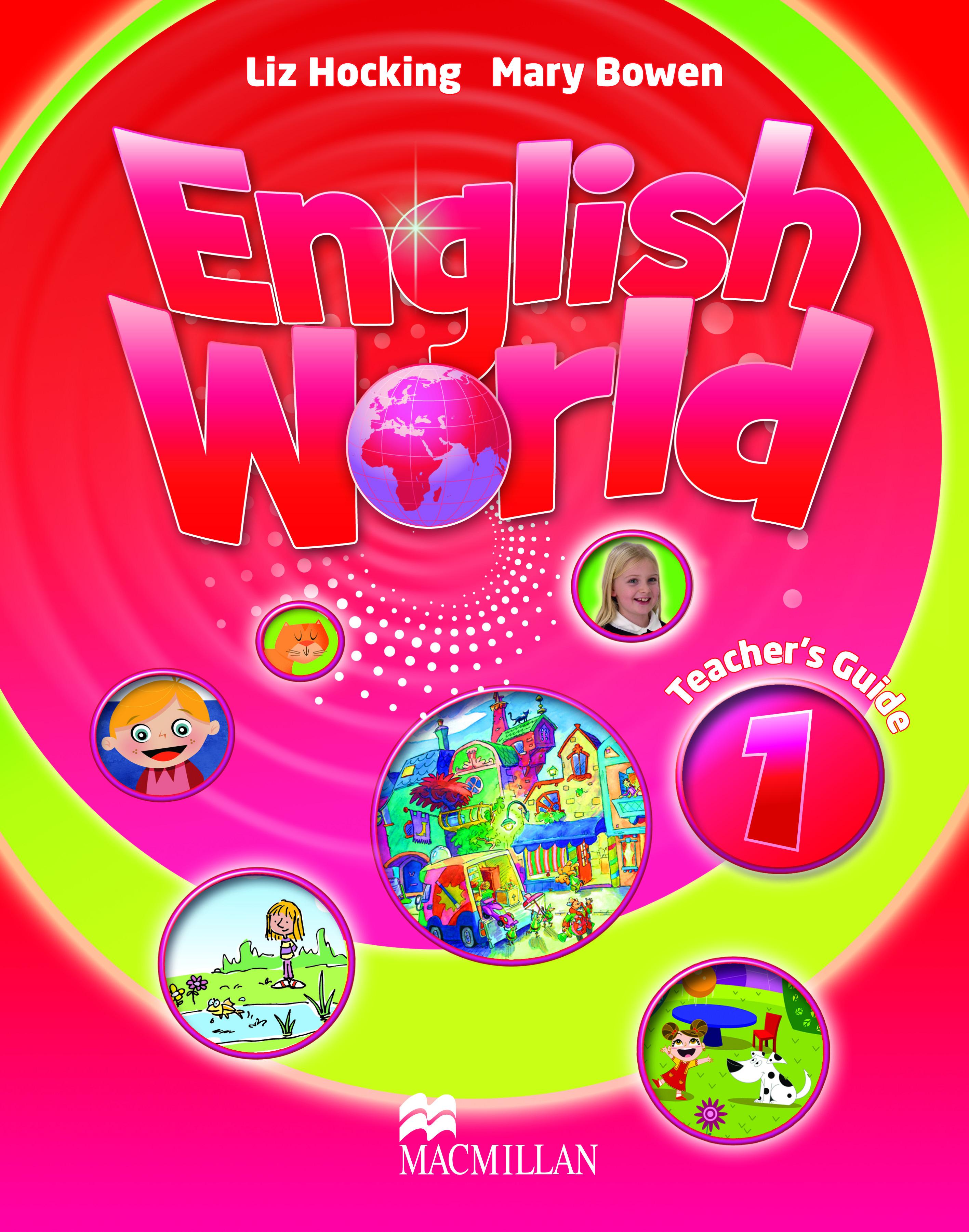 English World 1 Teacher