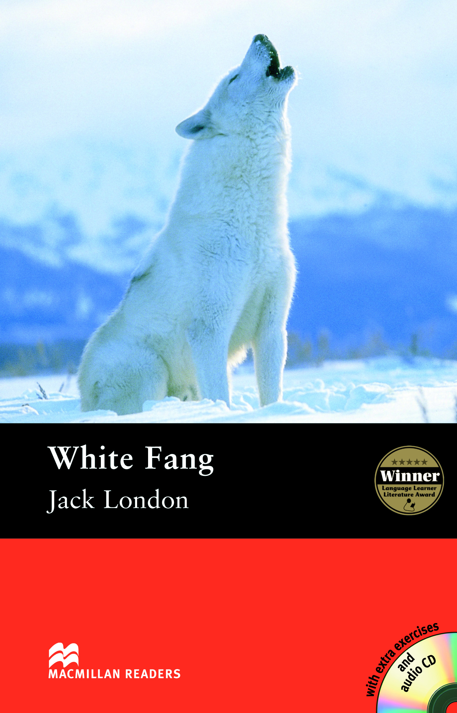 Macmillan Readers: White Fang Pack