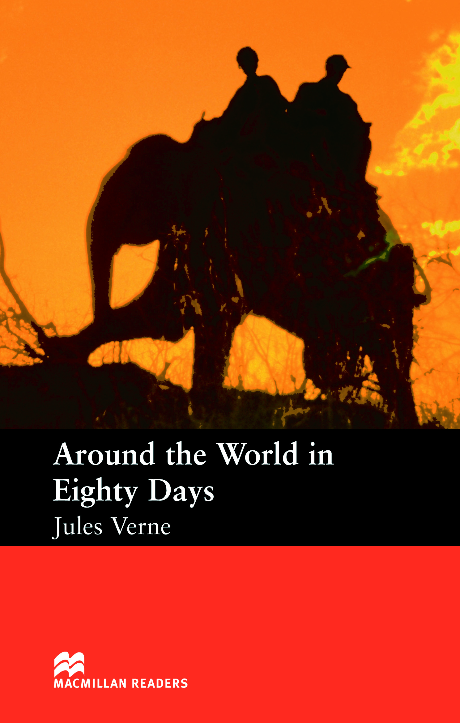 Macmillan Readers: Around the World in Eighty Days