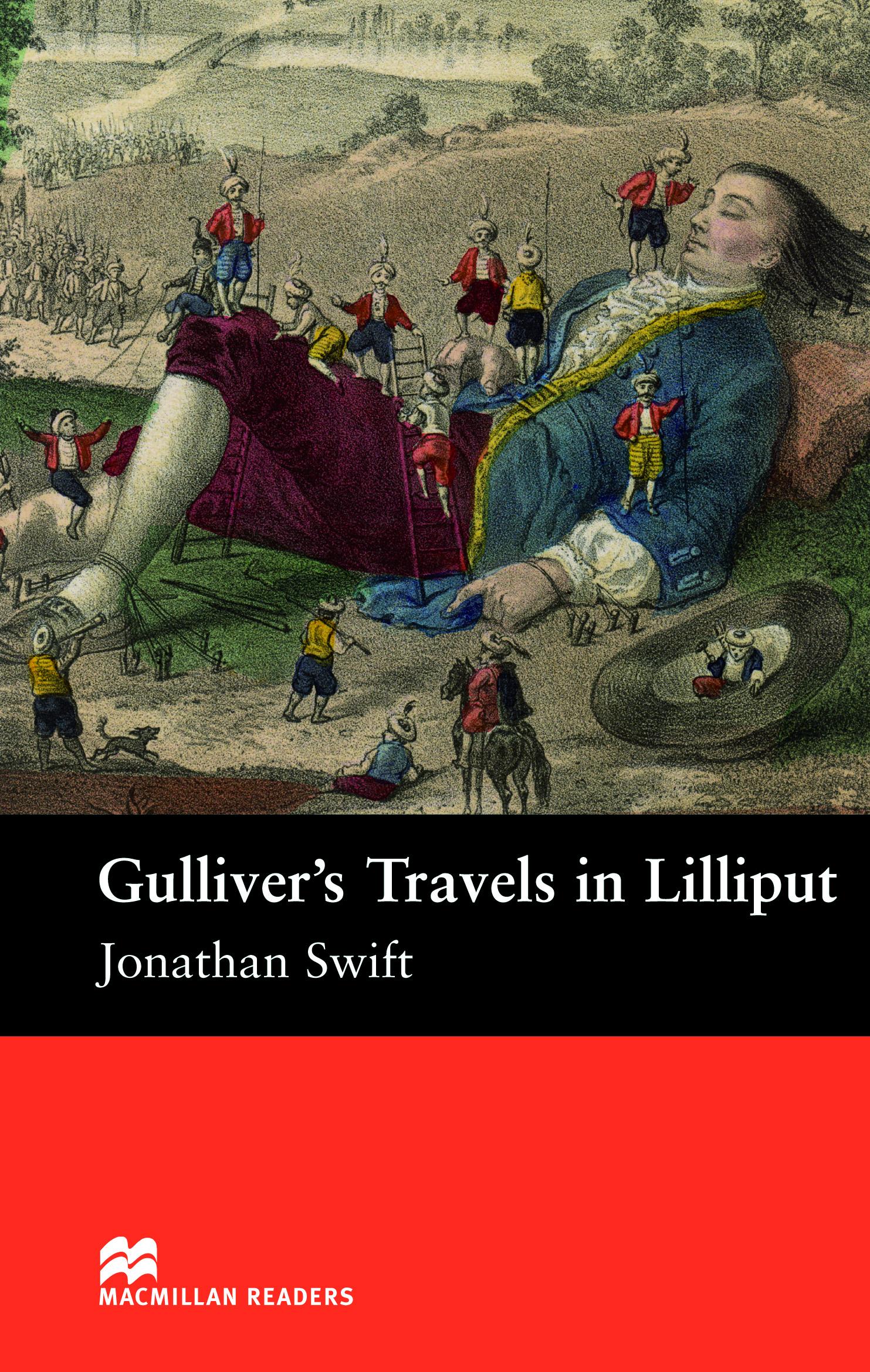 Macmillan Readers: Gulliver