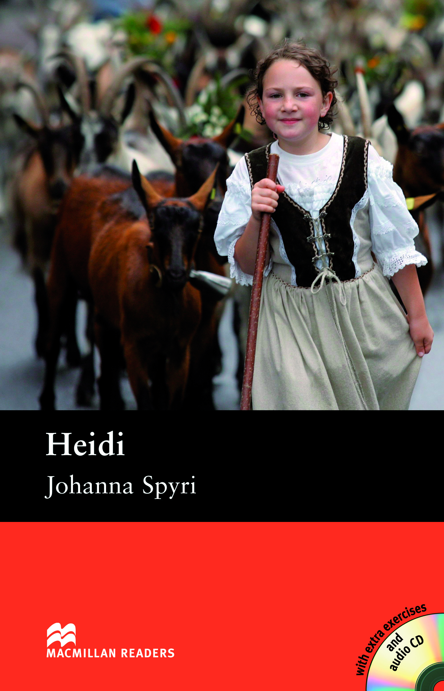 Macmillan Readers: Heidi Pack