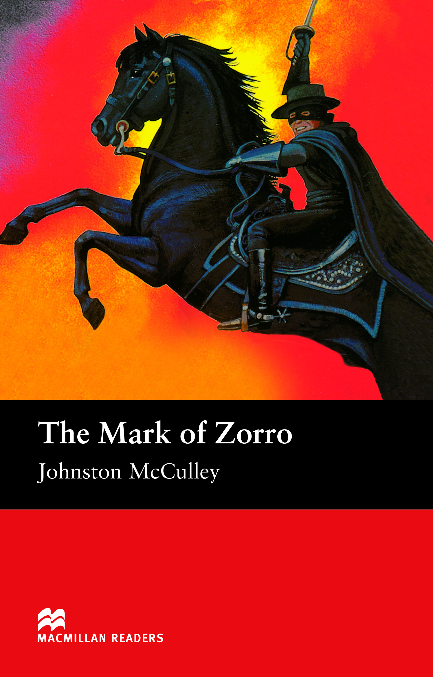 Macmillan Readers: The Mark of Zorro without CD