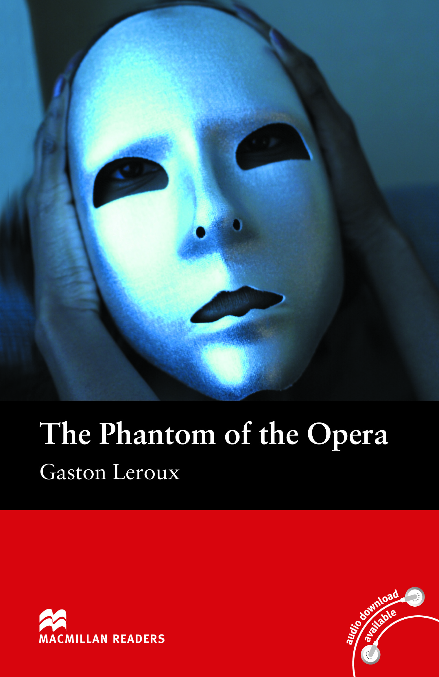 Macmillan Readers: The Phantom of the Opera without CD