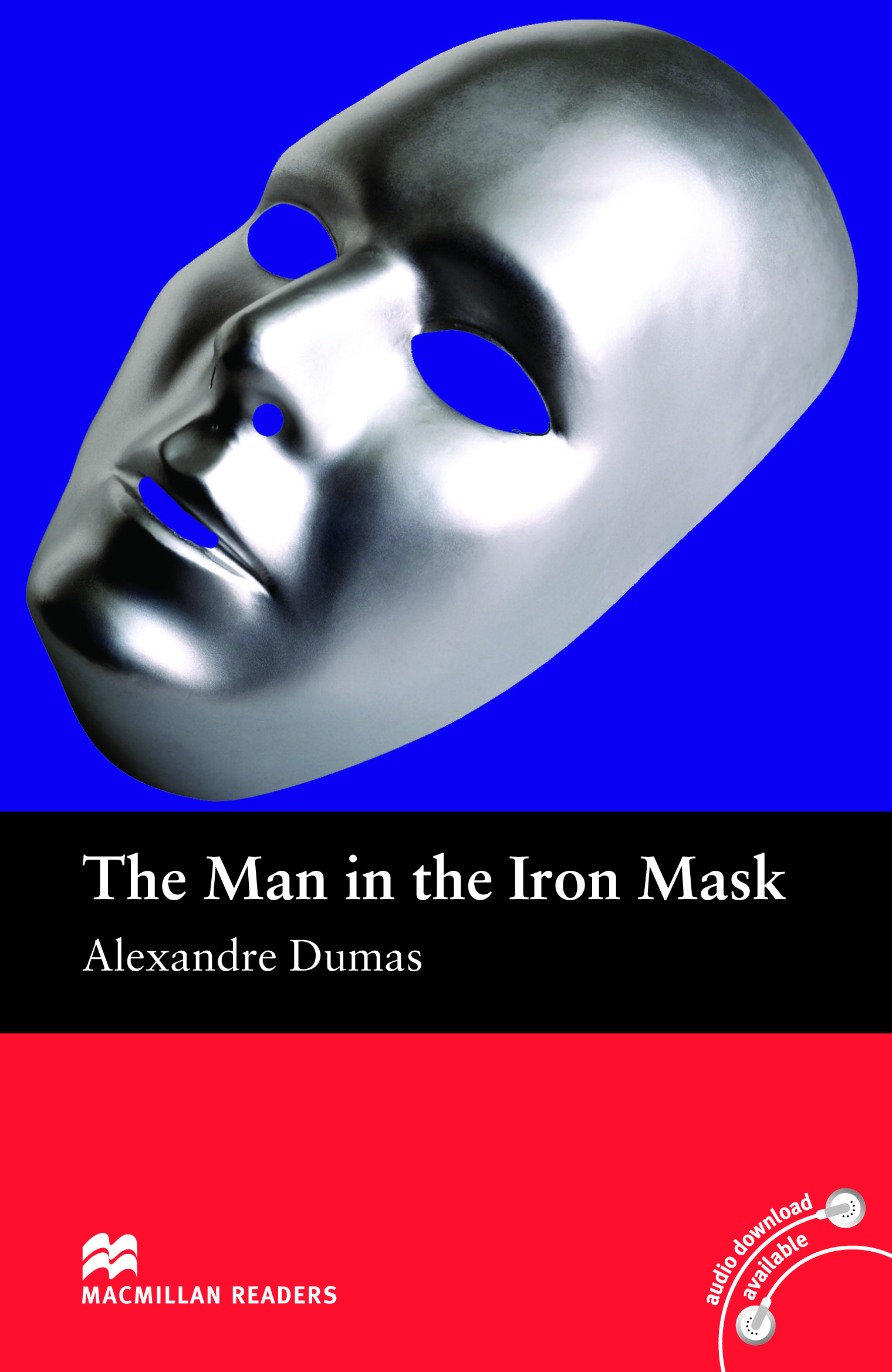 Macmillan Readers: The Man in the Iron Mask without CD
