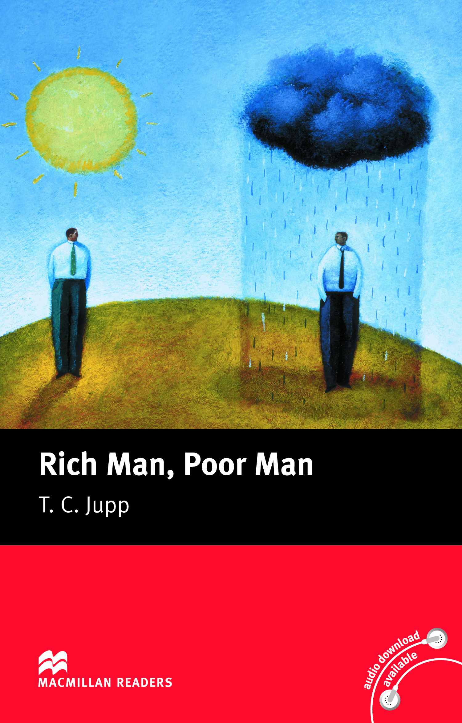 Macmillan Readers: Rich Man Poor Man without CD