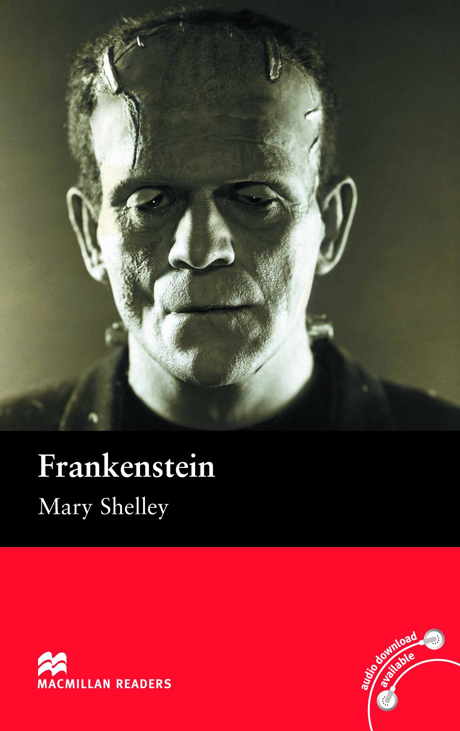 Macmillan Readers: Frankenstein without CD