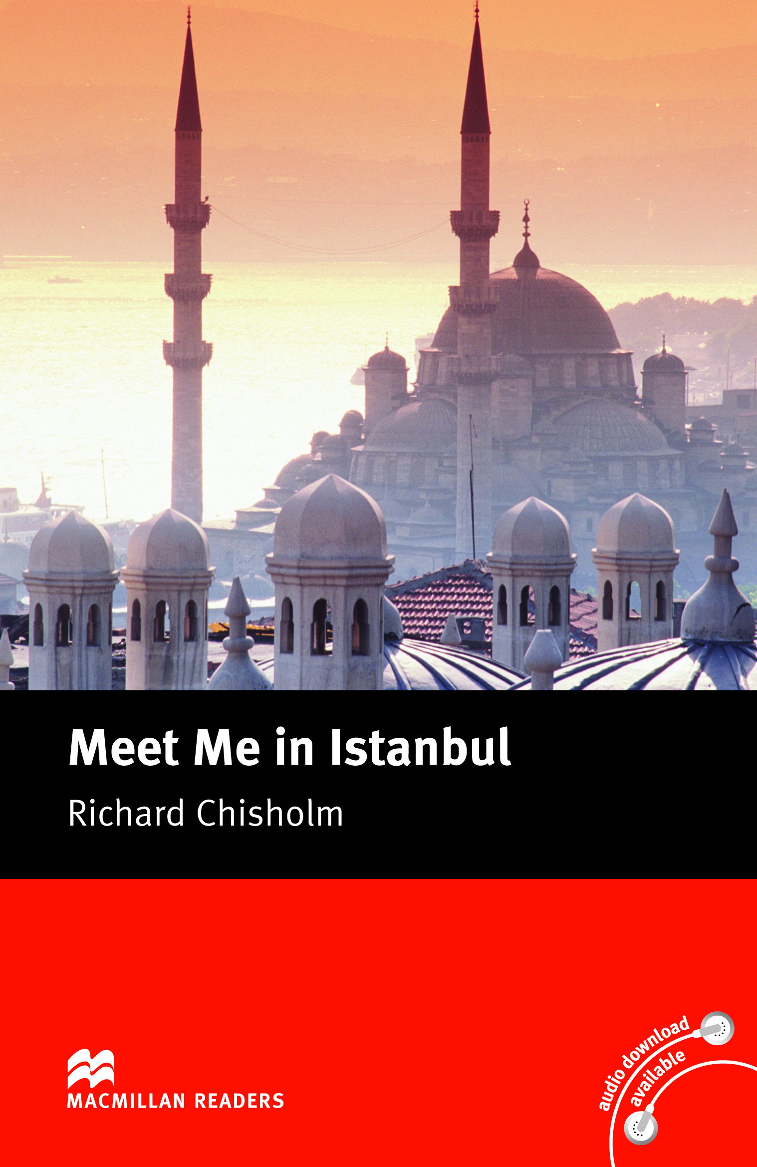Macmillan Readers: Meet Me in Istanbul without CD