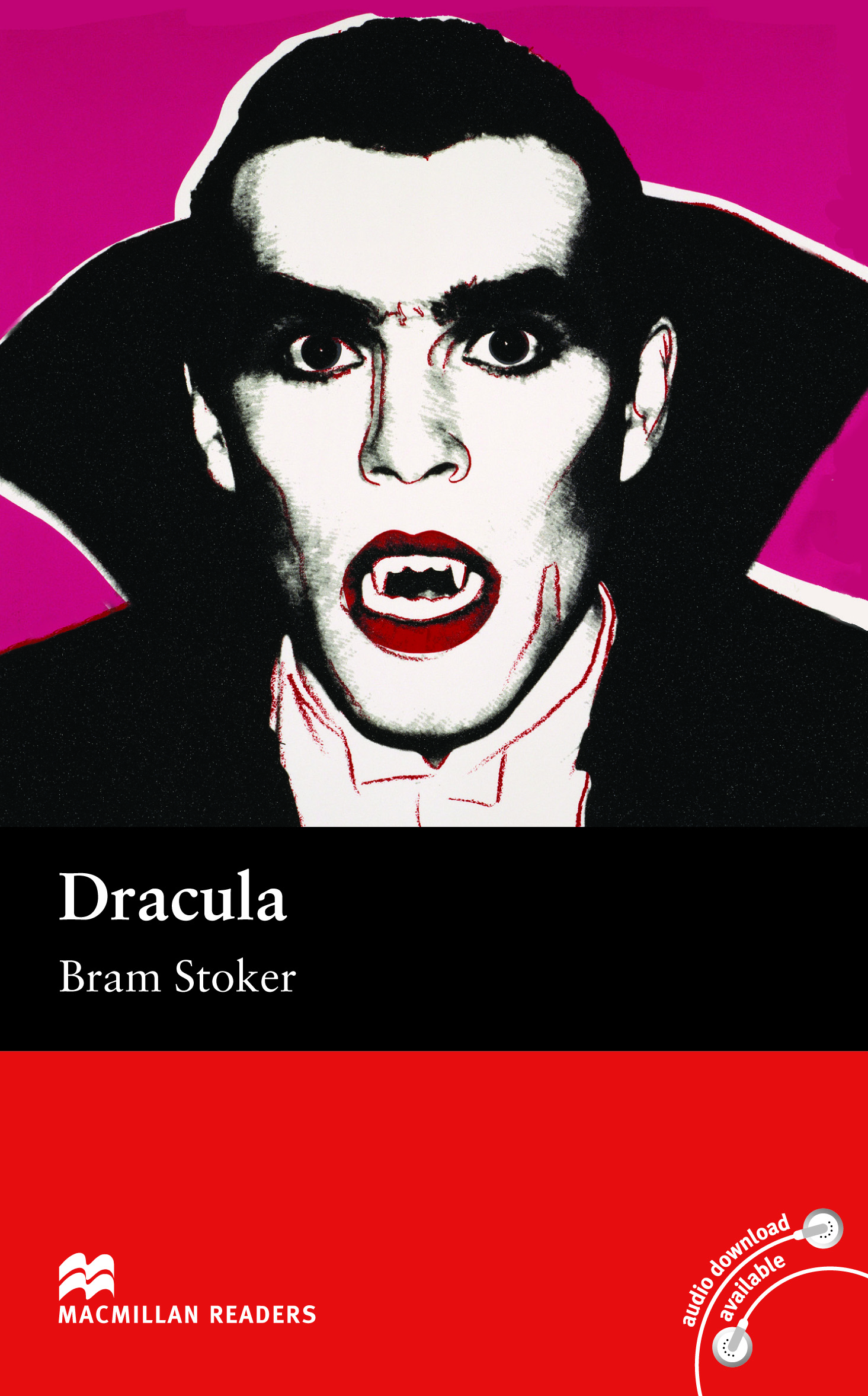 Macmillan Readers: Dracula without CD