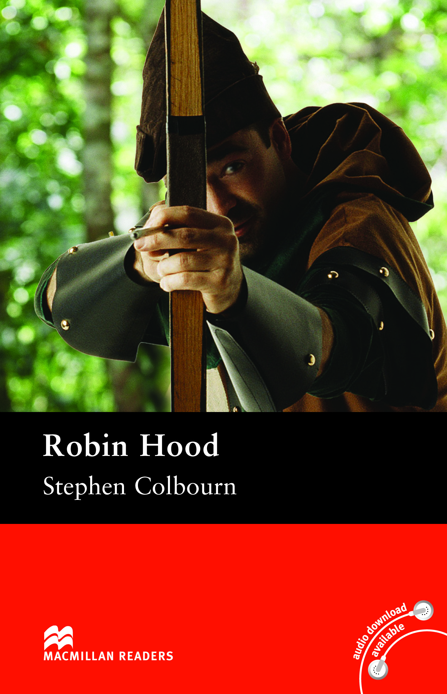 Macmillan Readers: Robin Hood without CD