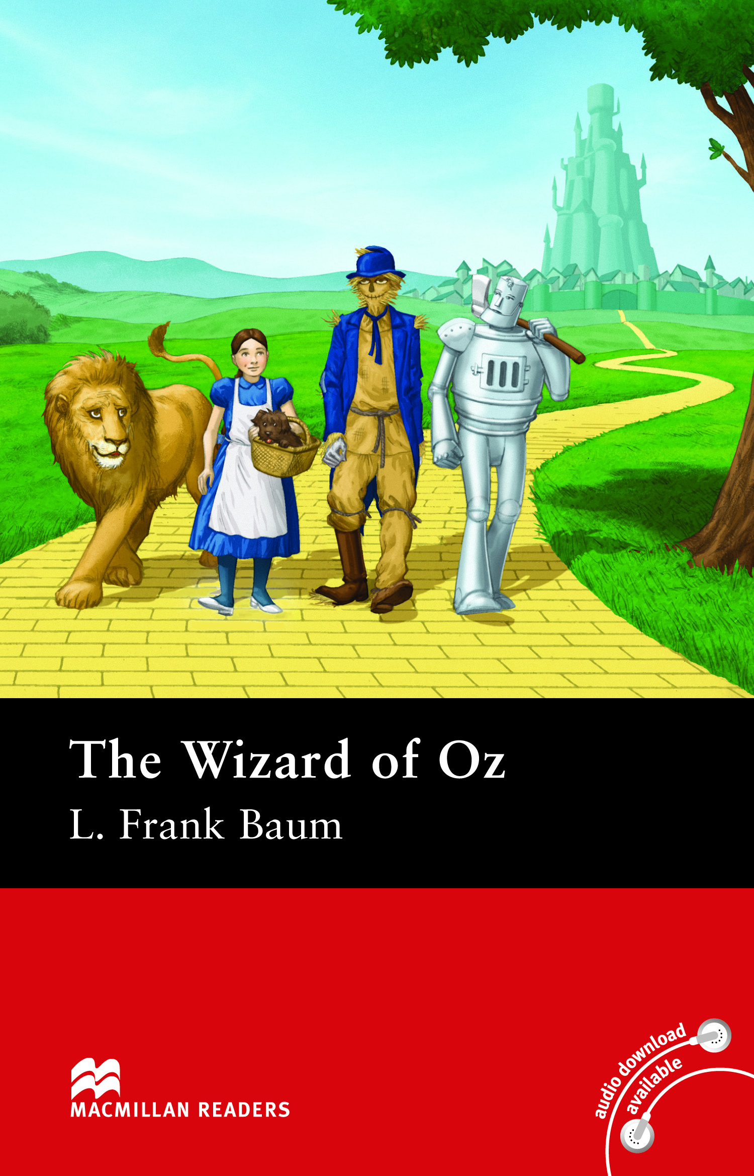Macmillan Readers: The Wizard of Oz without CD