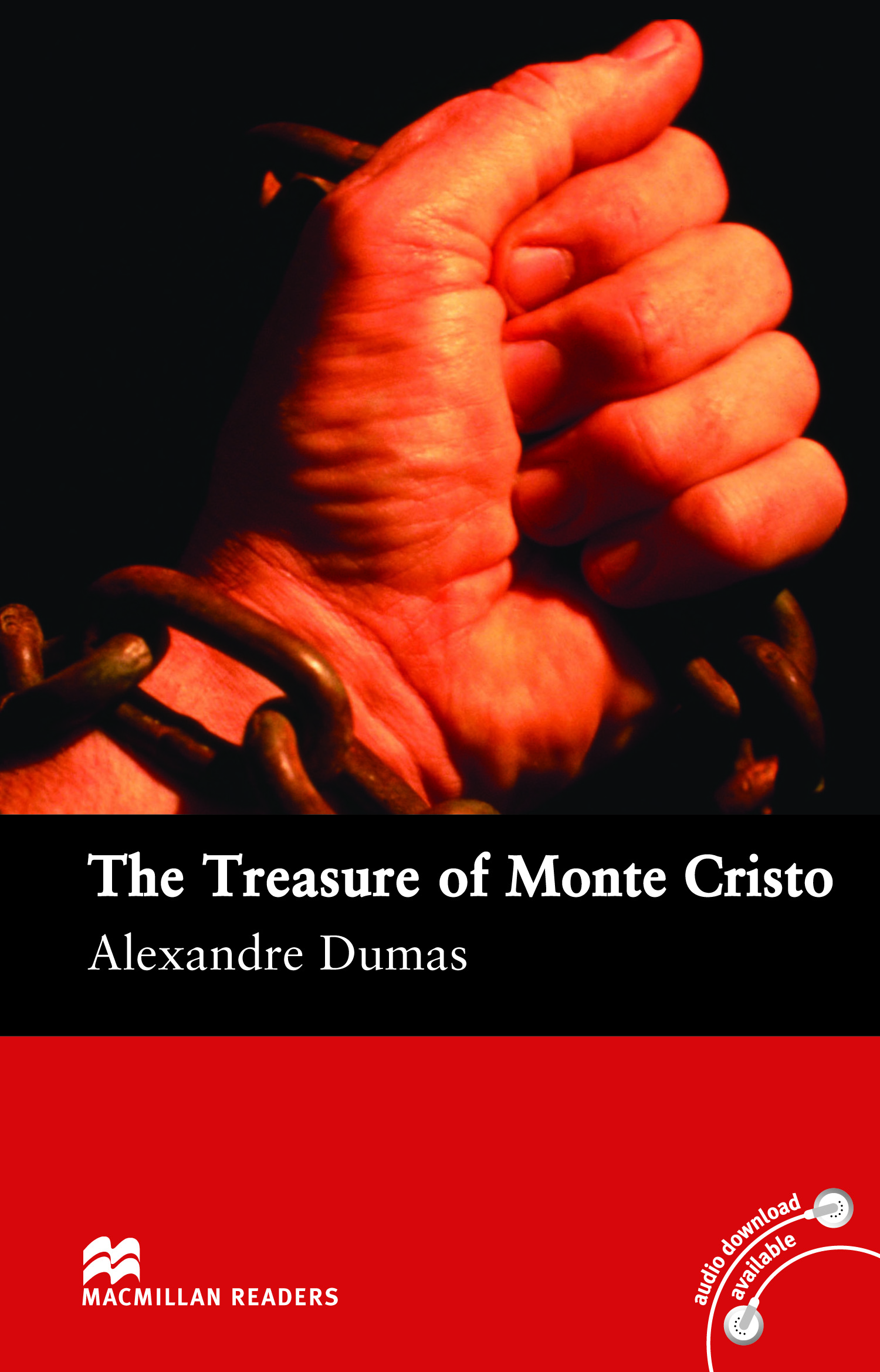 Macmillan Readers: The Treasure of Monte Cristo without CD