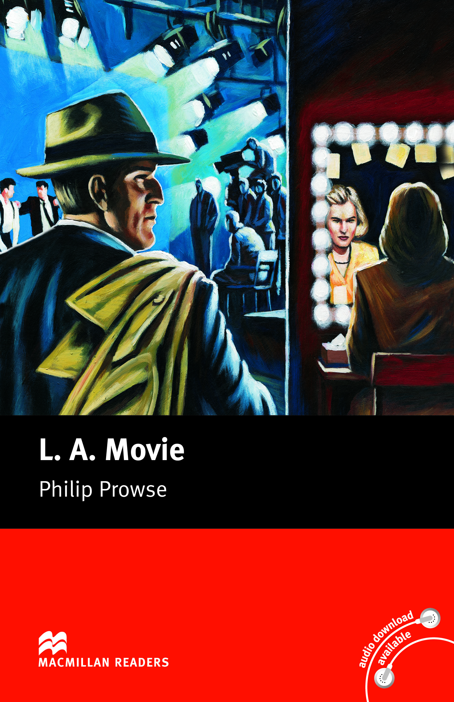 Macmillan Readers: L.A. Movie without CD