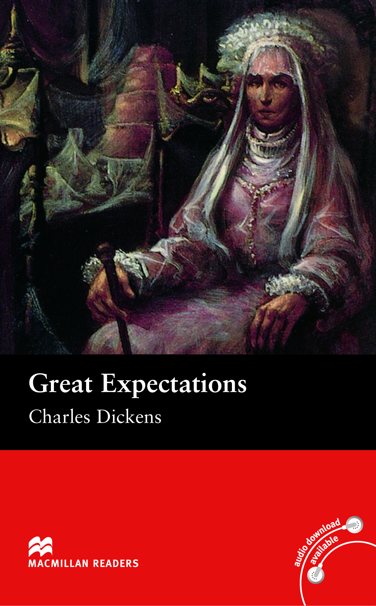 Macmillan Readers: Great Expectations without CD