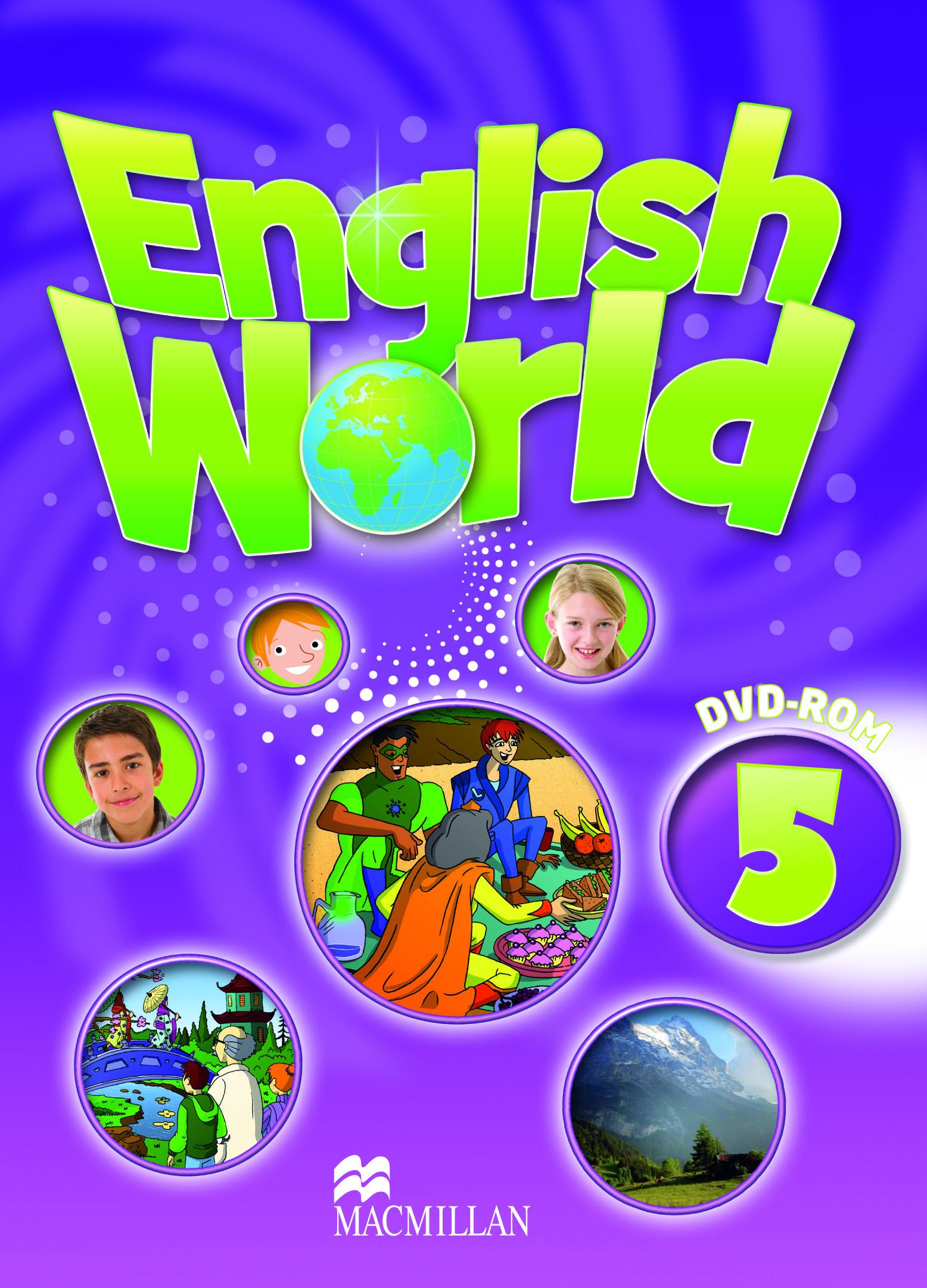 English World 5 DVD-ROM