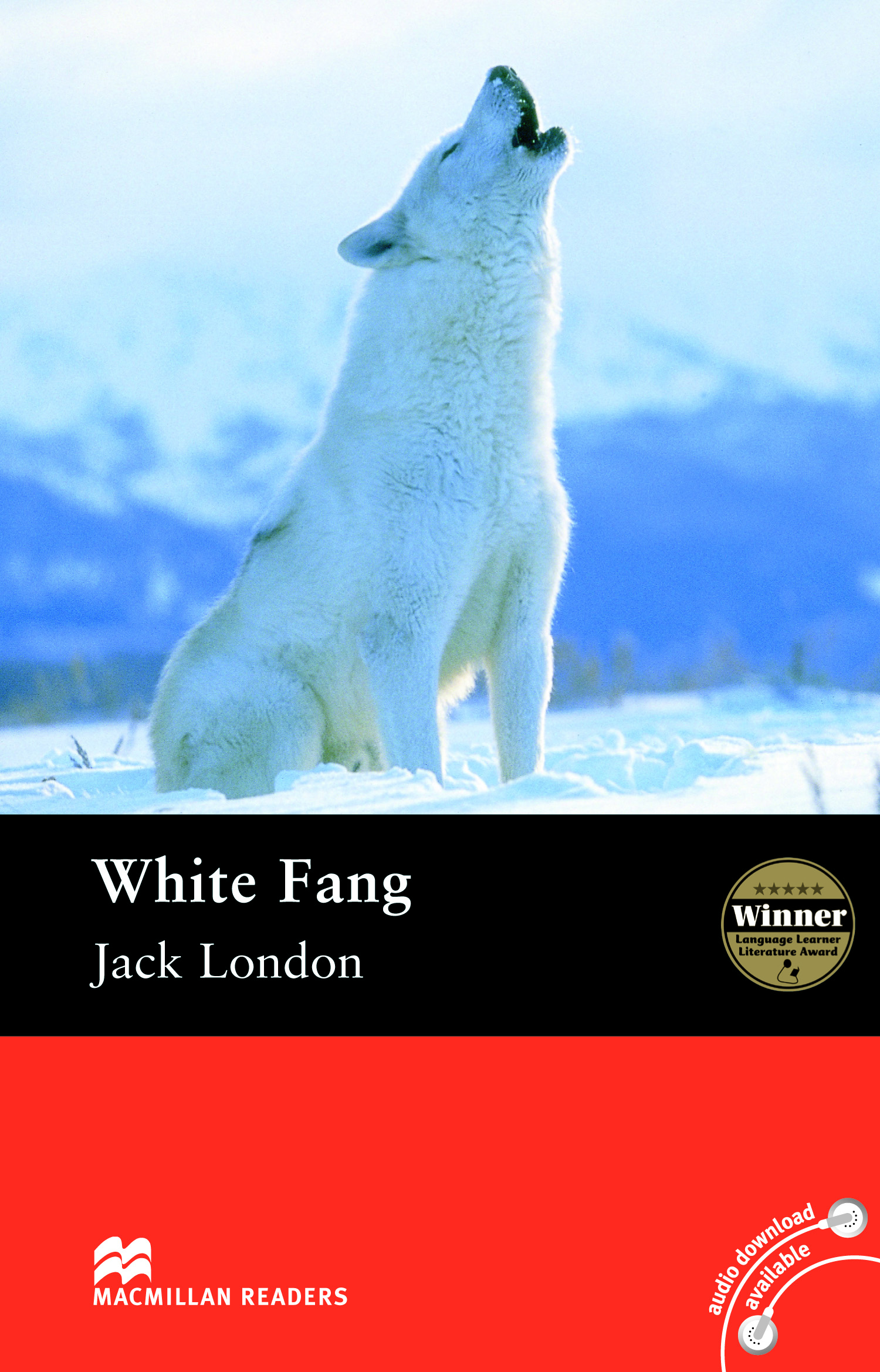 Macmillan Readers: White Fang without CD