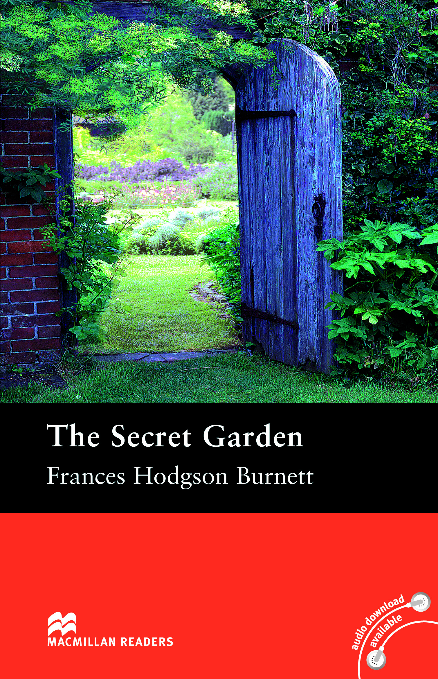 Macmillan Readers: The Secret Garden without CD