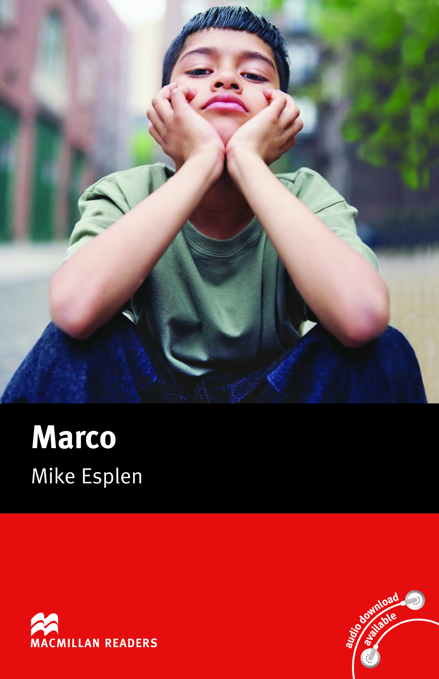Macmillan Readers: Marco without CD