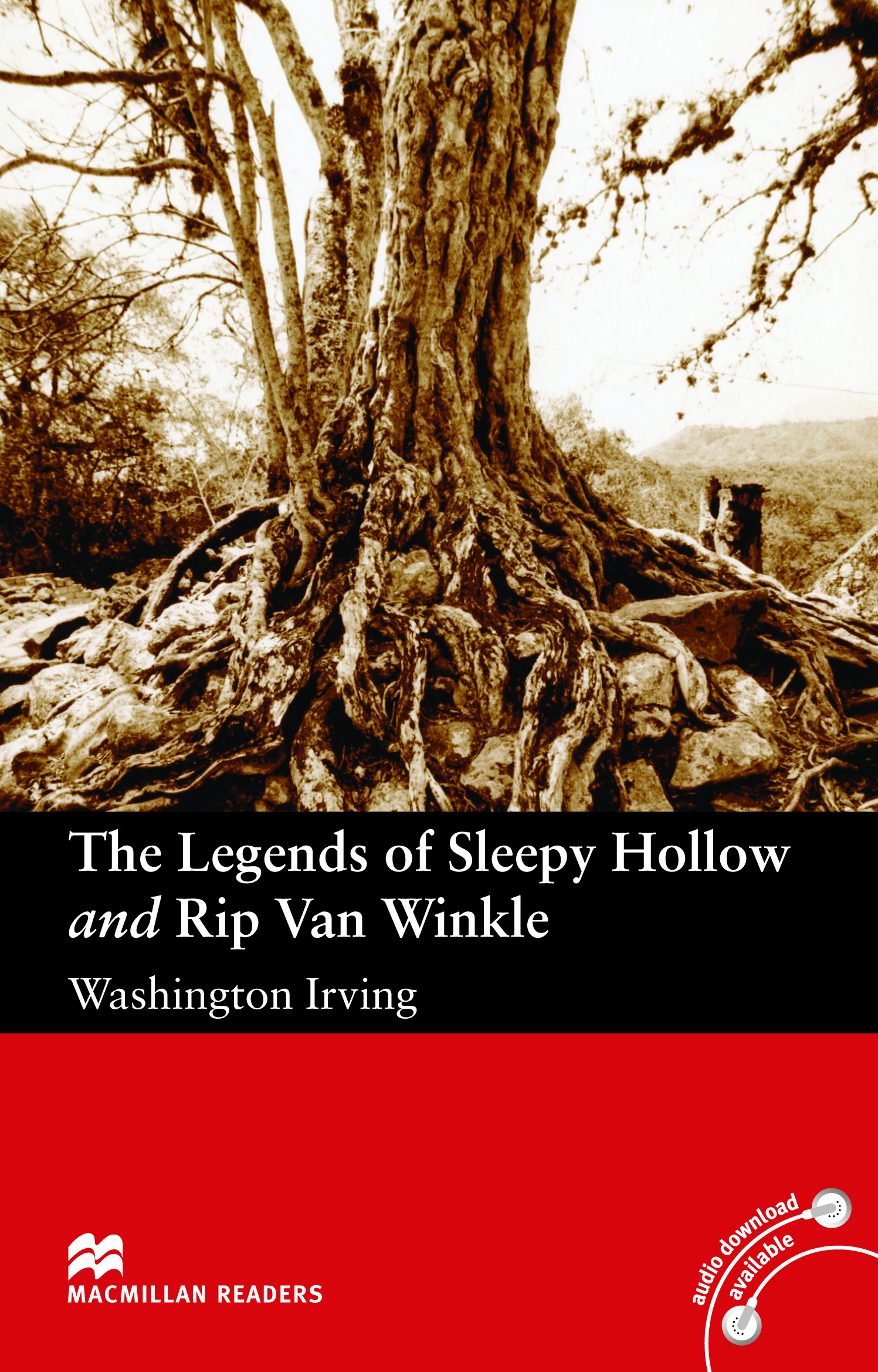 Macmillan Readers: The Legends of Sleepy Hollow and Rip Van Winkle without CD