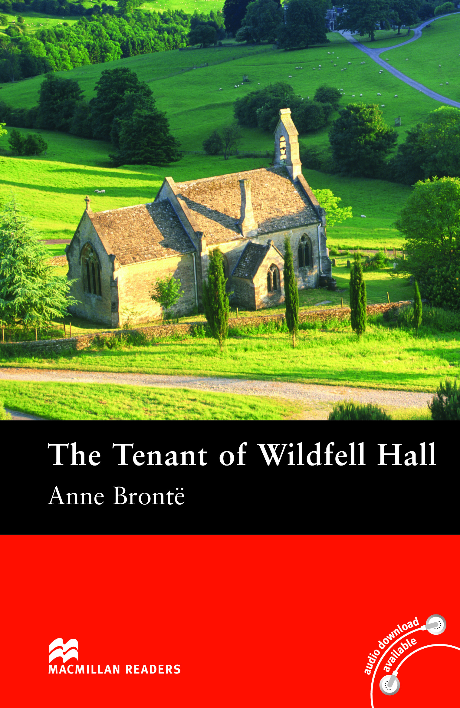 Macmillan Readers: The Tenant of Wildfell Hall without CD