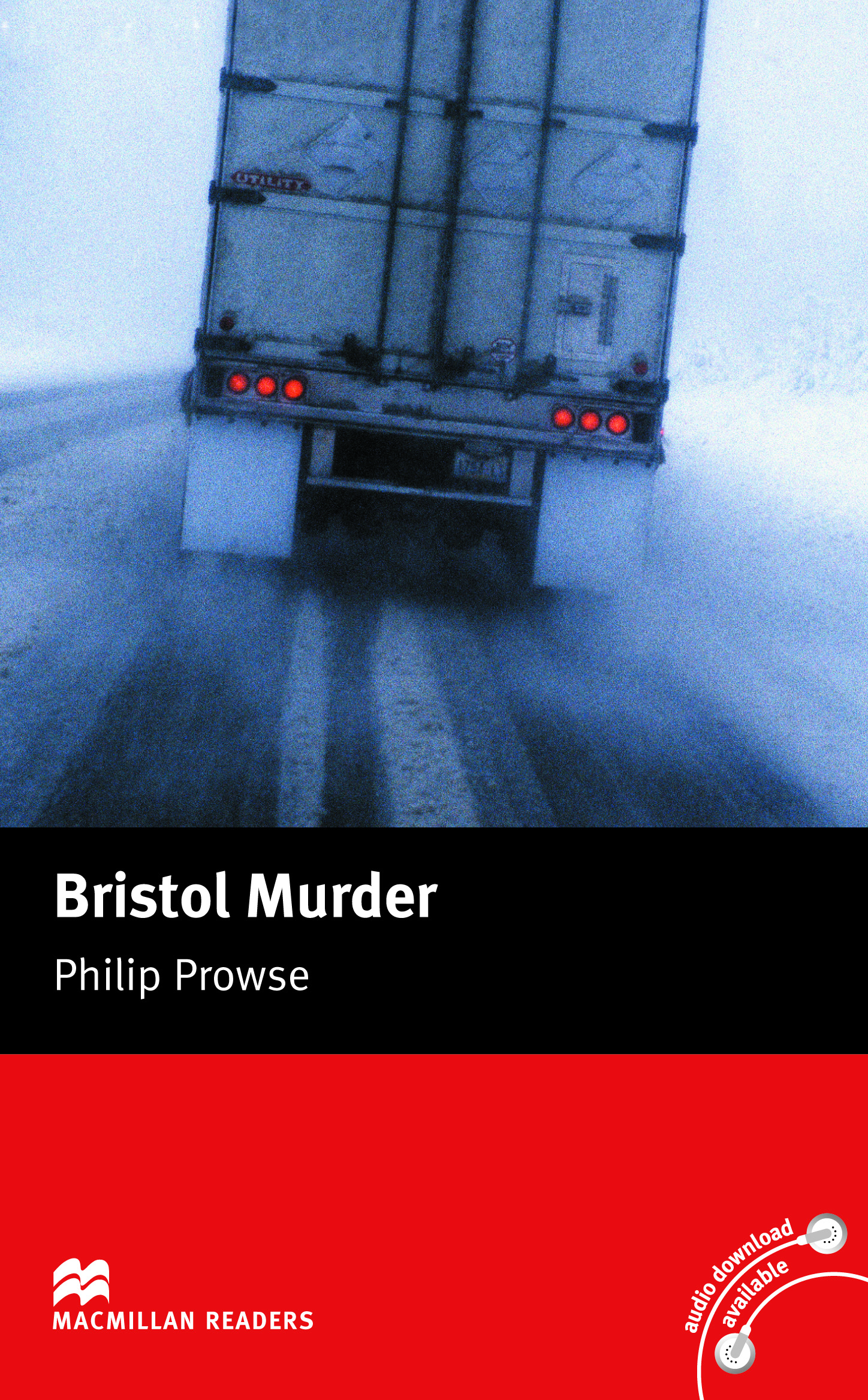 Macmillan Readers: Bristol Murder without CD