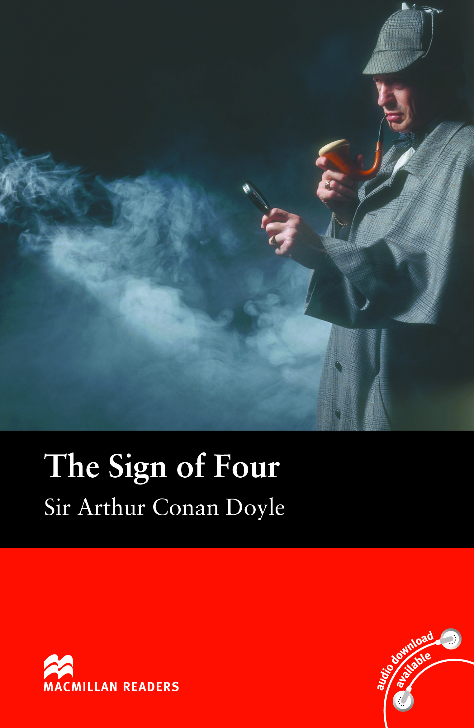 Macmillan Readers: The Sign of Four without CD