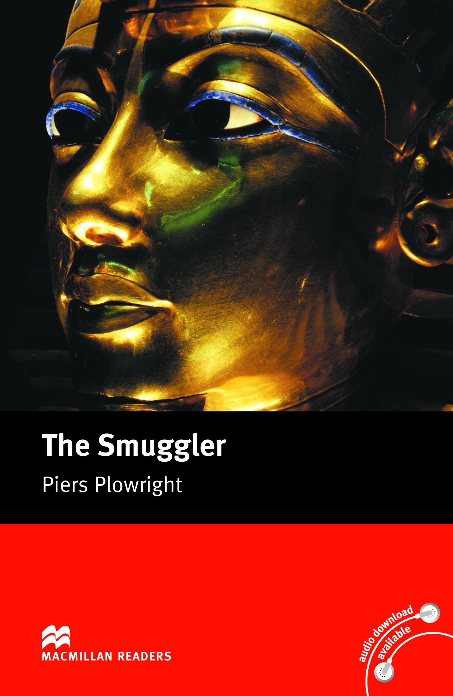Macmillan Readers: The Smuggler without CD