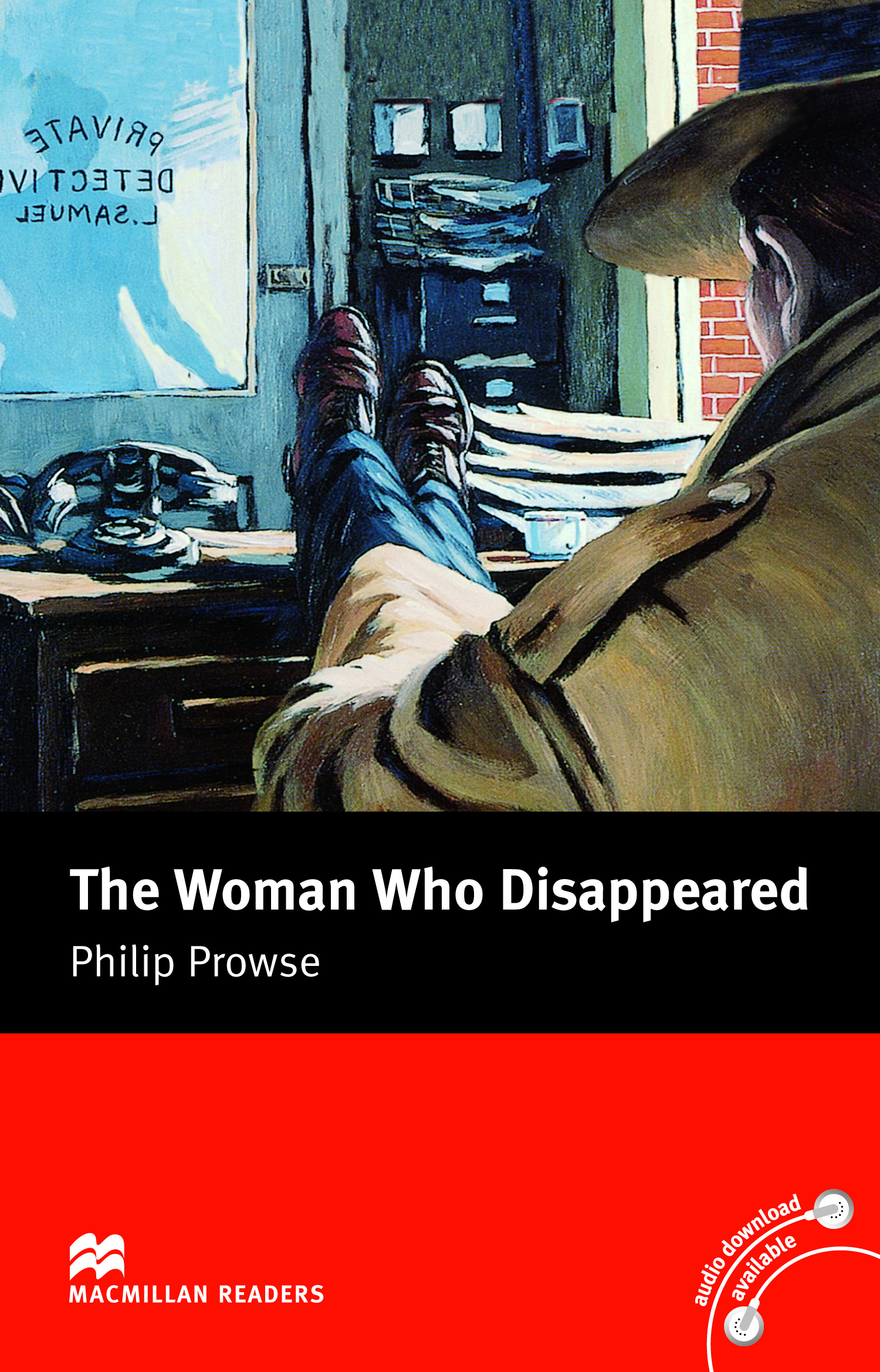 Macmillan Readers: The Woman Who Disappeared without CD