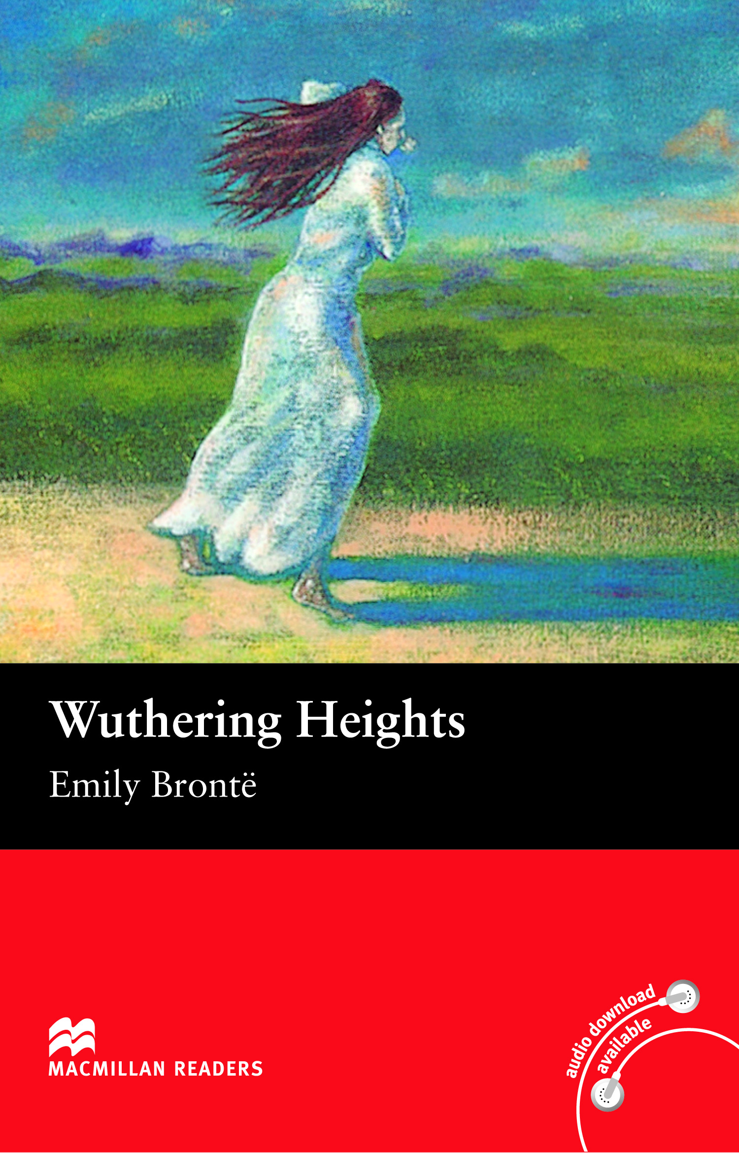 Macmillan Readers: Wuthering Heights without CD