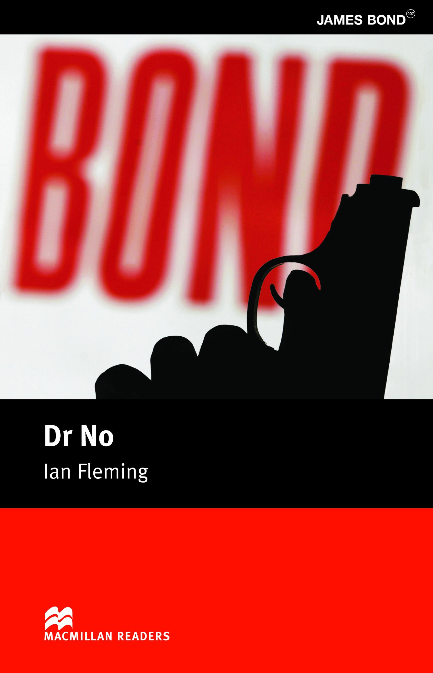 Macmillan Readers: Dr No without CD