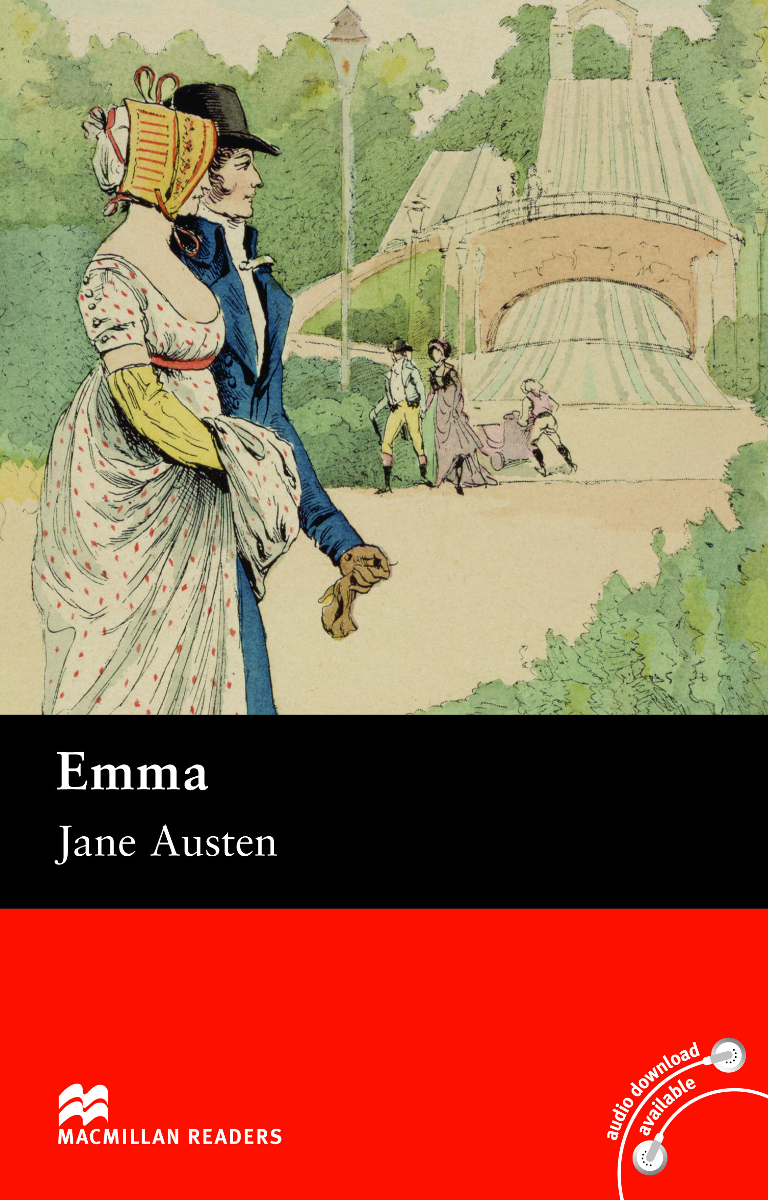 Macmillan Readers: Emma without CD