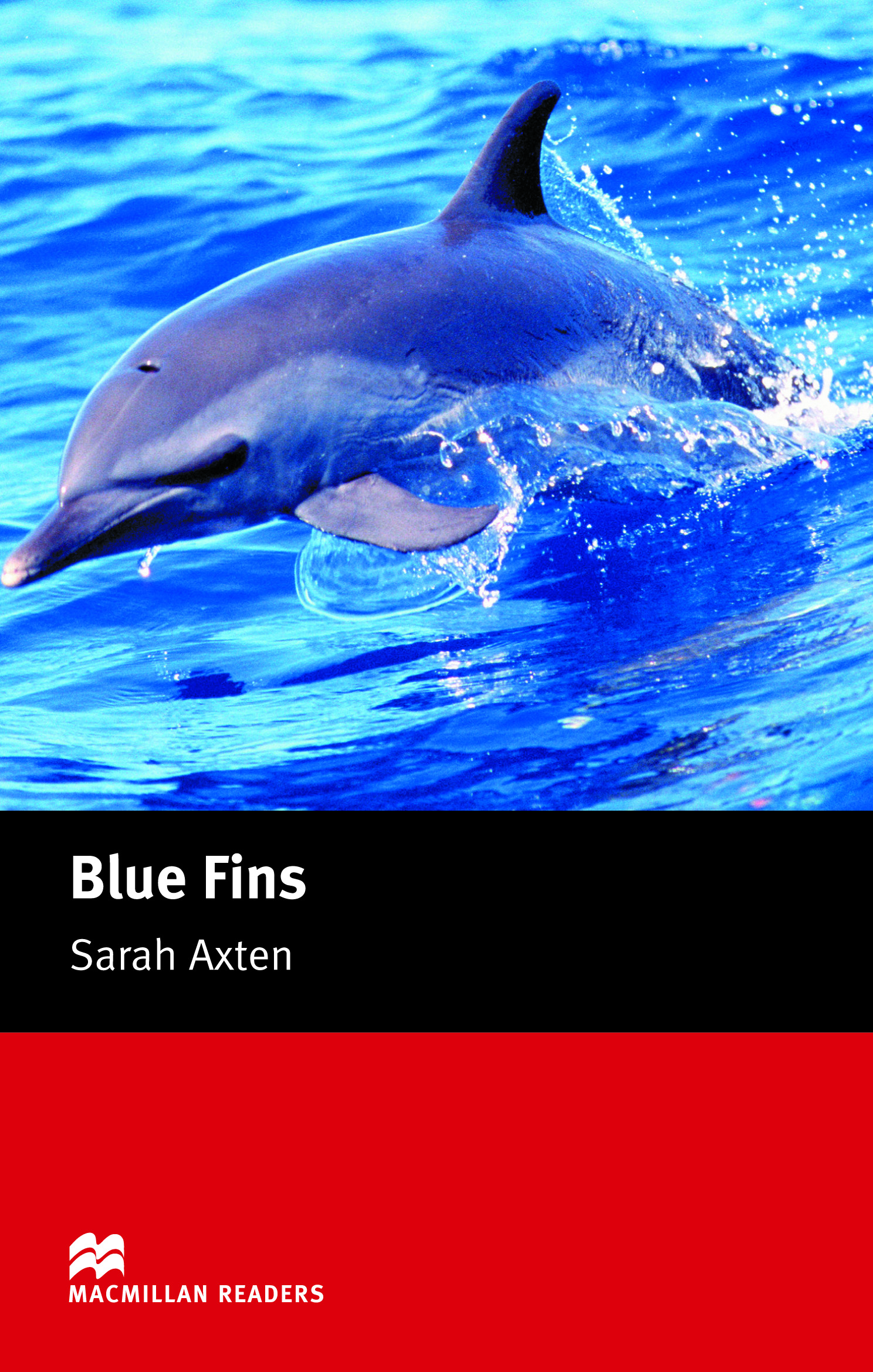 Macmillan Readers: Blue Fins without CD