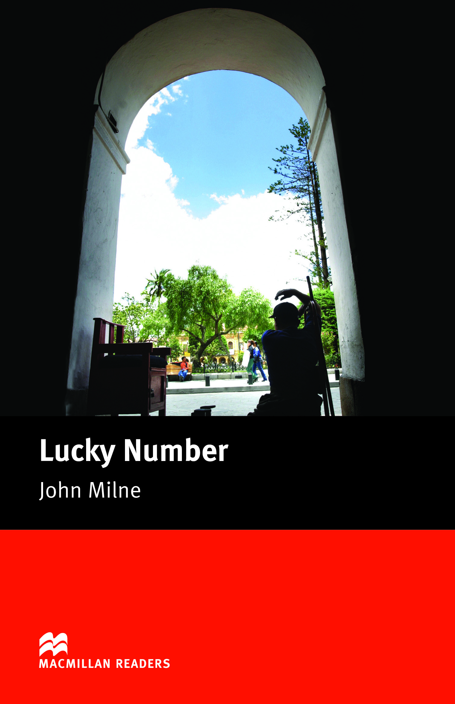 Macmillan Readers: Lucky Number without CD