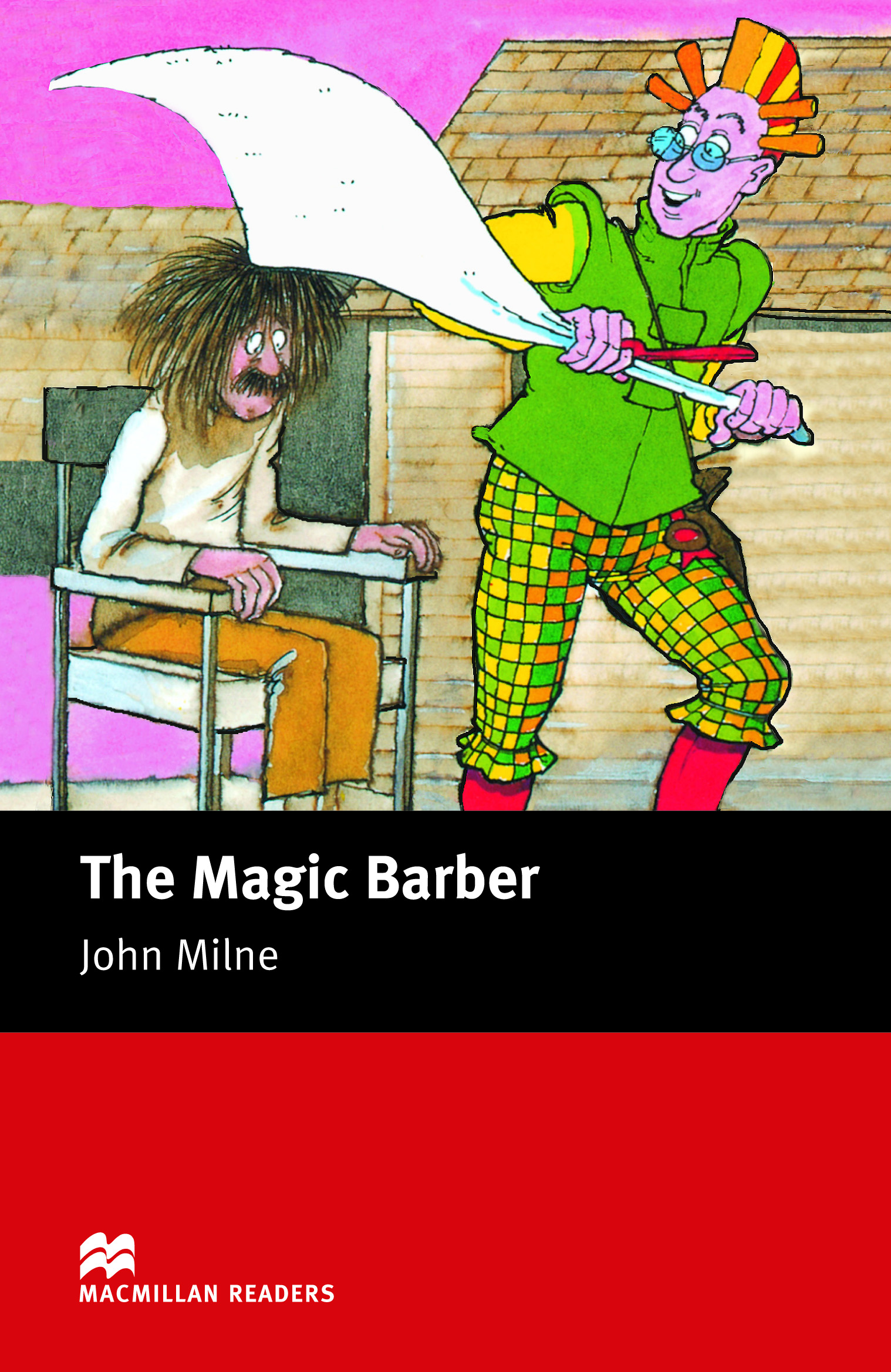 Macmillan Readers: The Magic Barber without CD