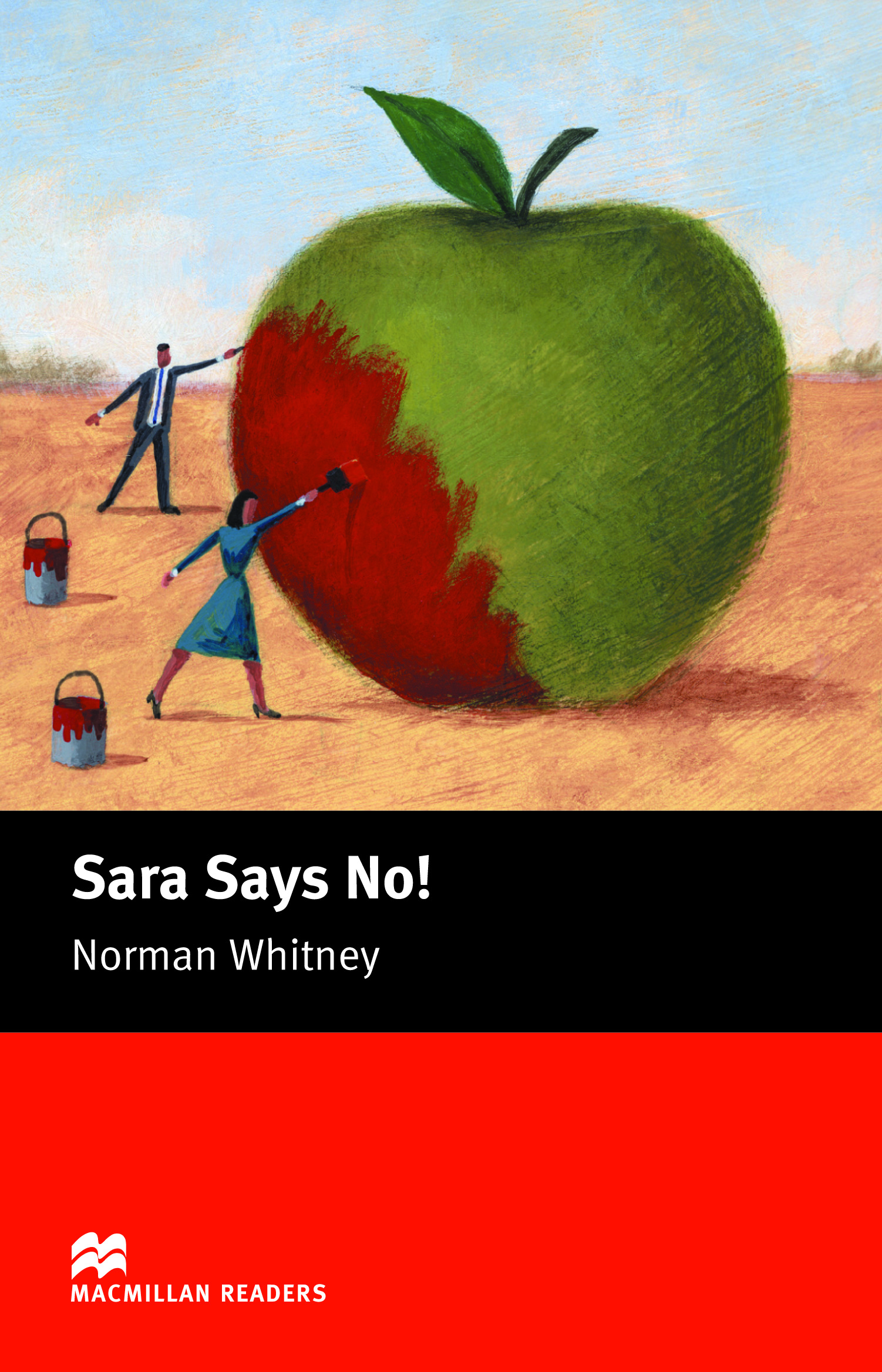 Sara Says No! Starter Macmillan Reader (without CD)