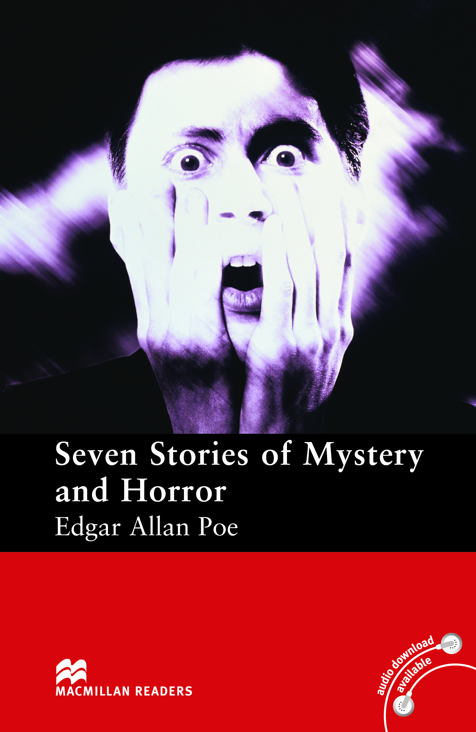 Macmillan Readers: Seven Stories of Mystery and Horror without CD