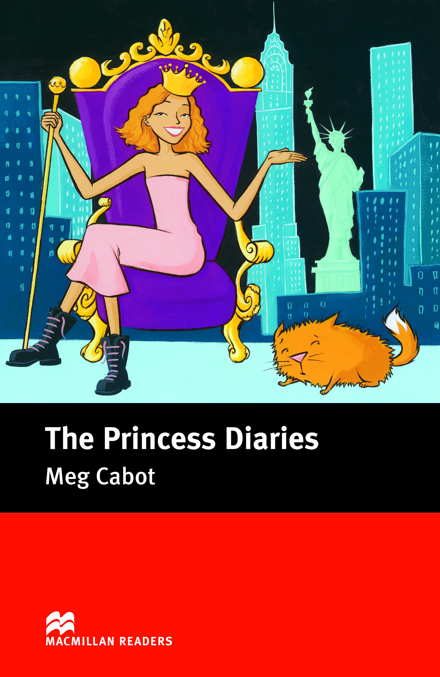 Macmillan Readers: The Princess Diaries 1 without CD