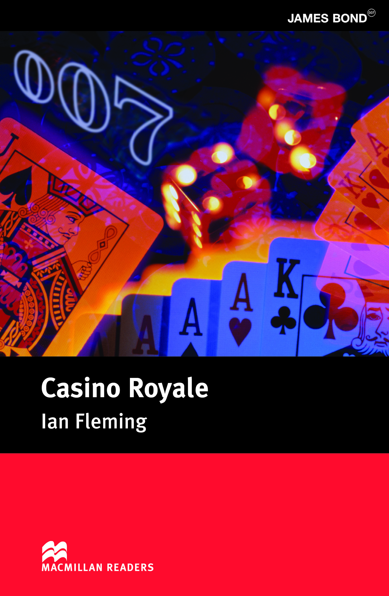 Macmillan Readers: Casino Royale without CD