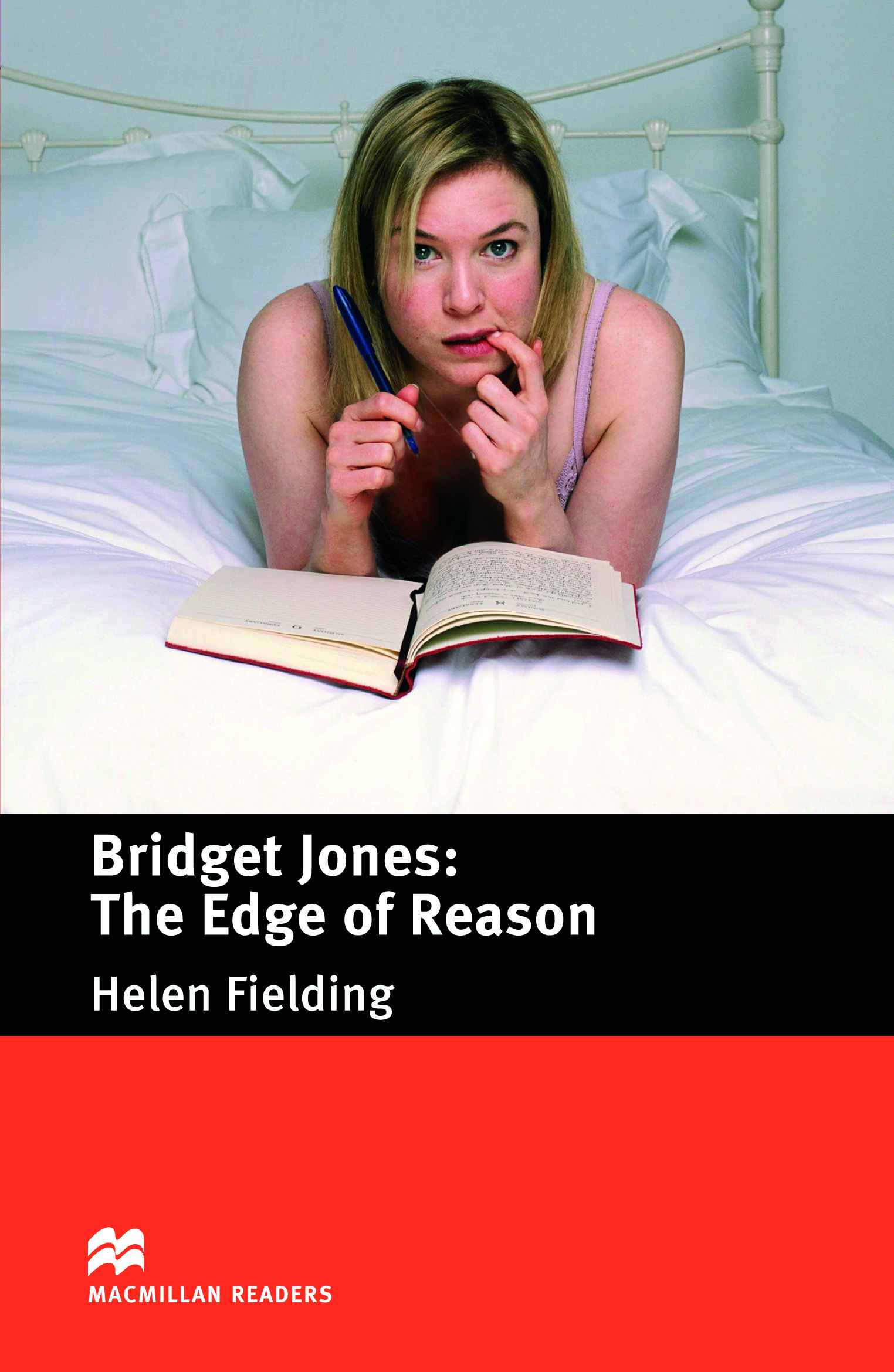 Macmillan Readers: Bridget Jones: The Edge of Reason without CD