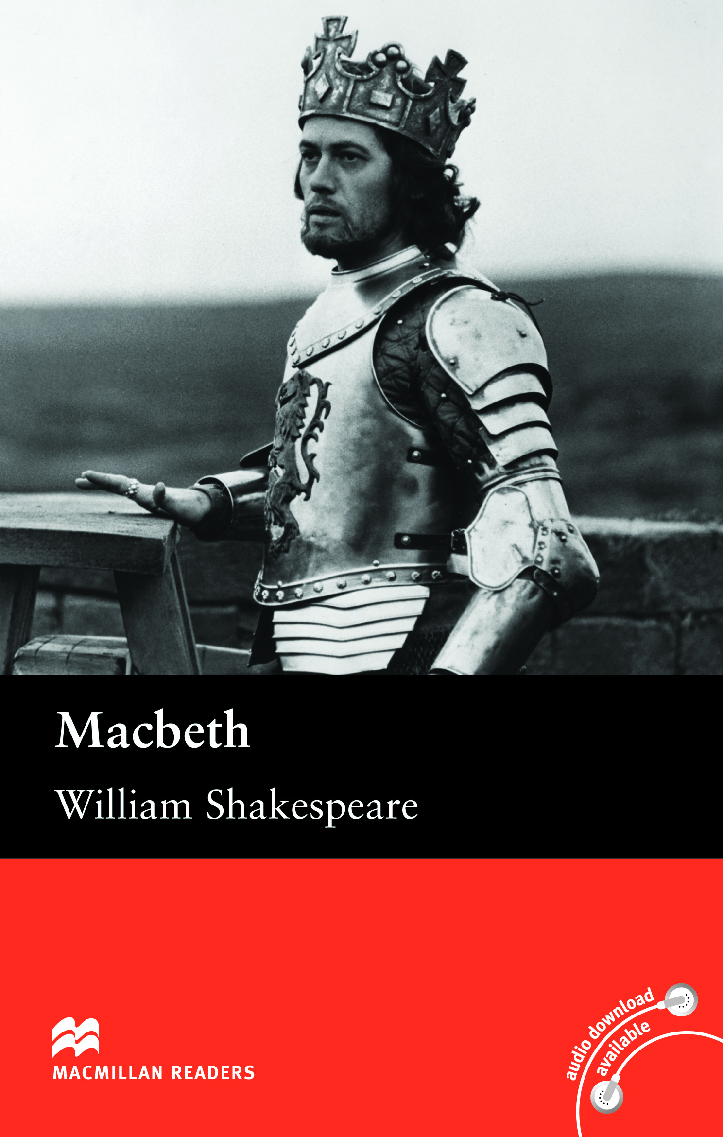 Macmillan Readers: Macbeth without CD