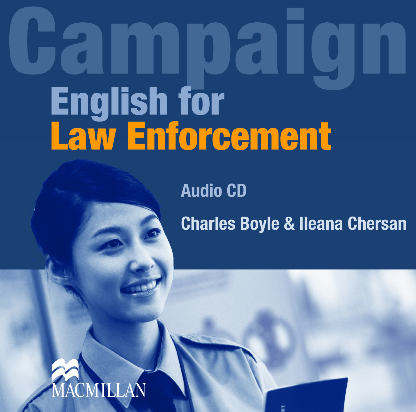 English for Law Enforcement Class Audio