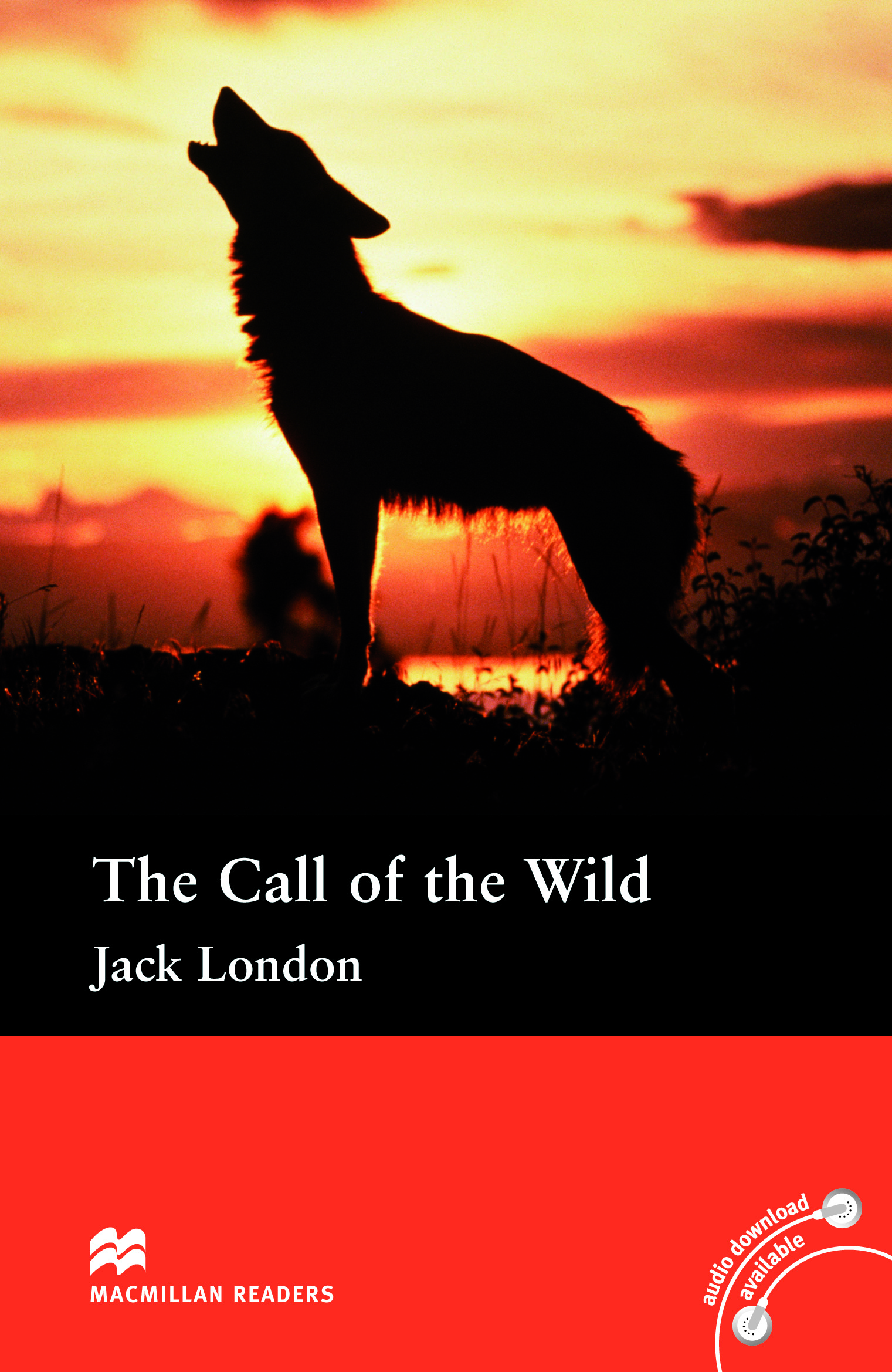 Macmillan Readers: The Call of the Wild without CD