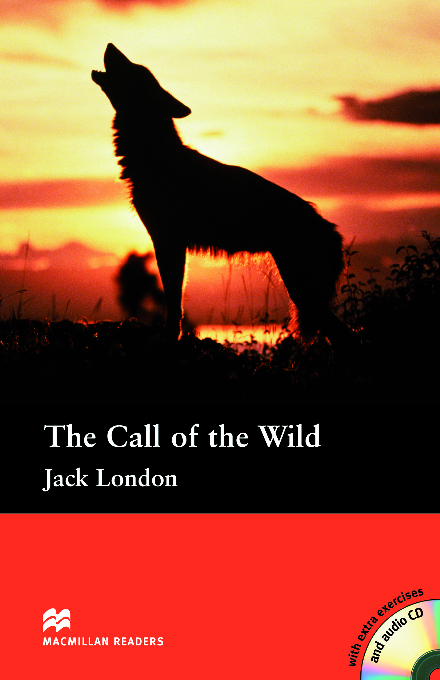 Macmillan Readers: The Call of the Wild Pack
