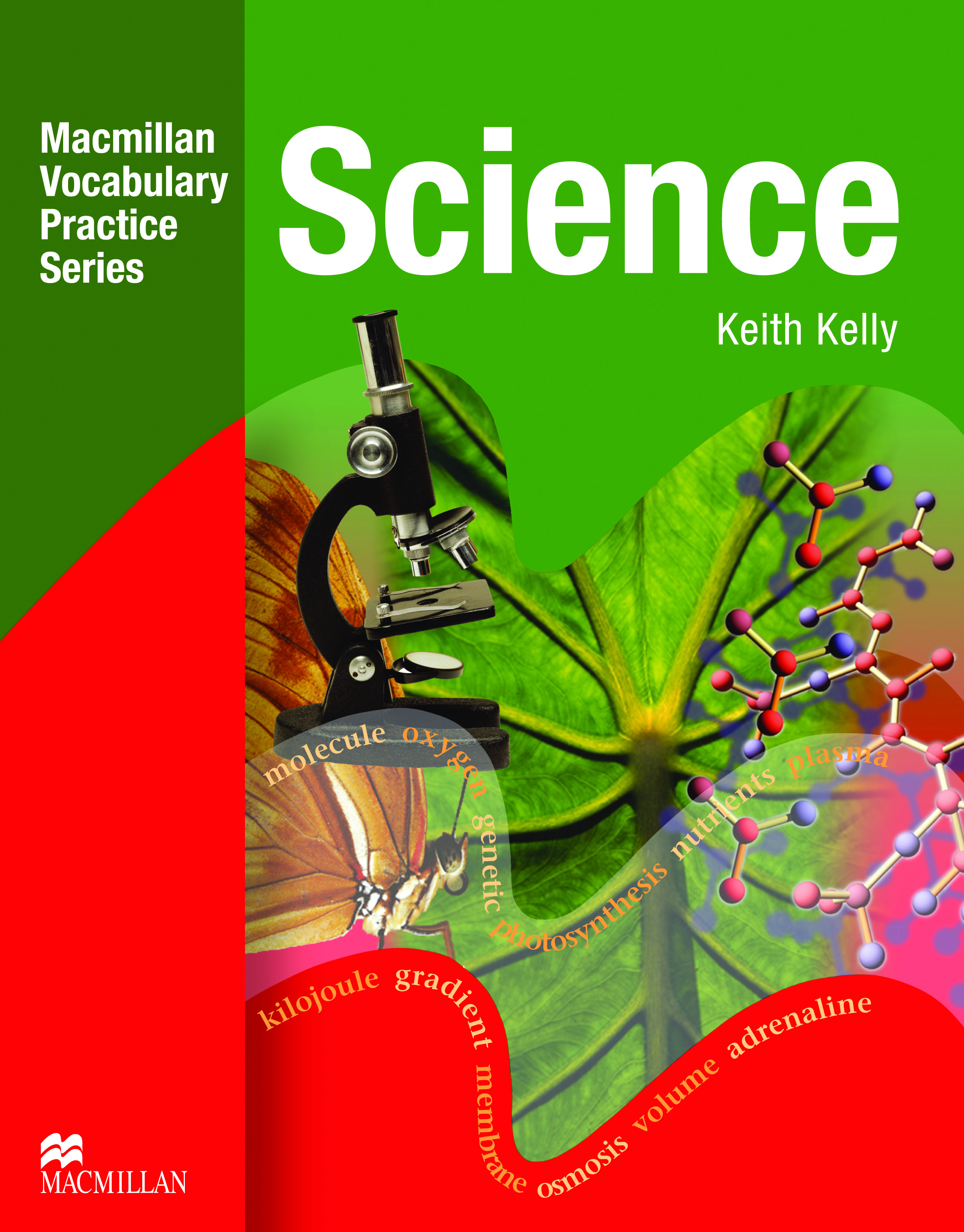 Vocabulary Practice Series Science without Key