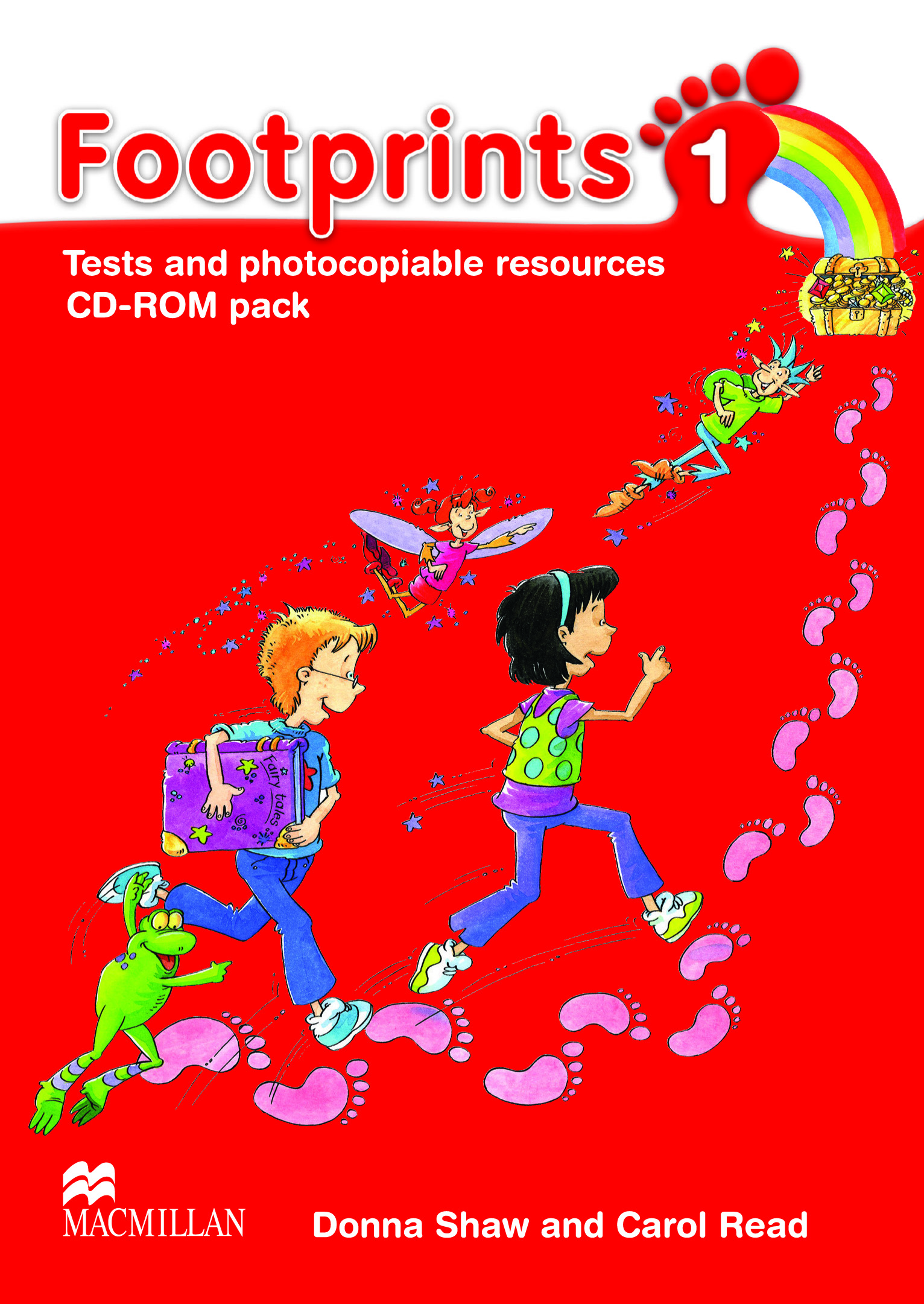 Footprints 1 Tests and Photocopiable Resources CD-ROM Pack