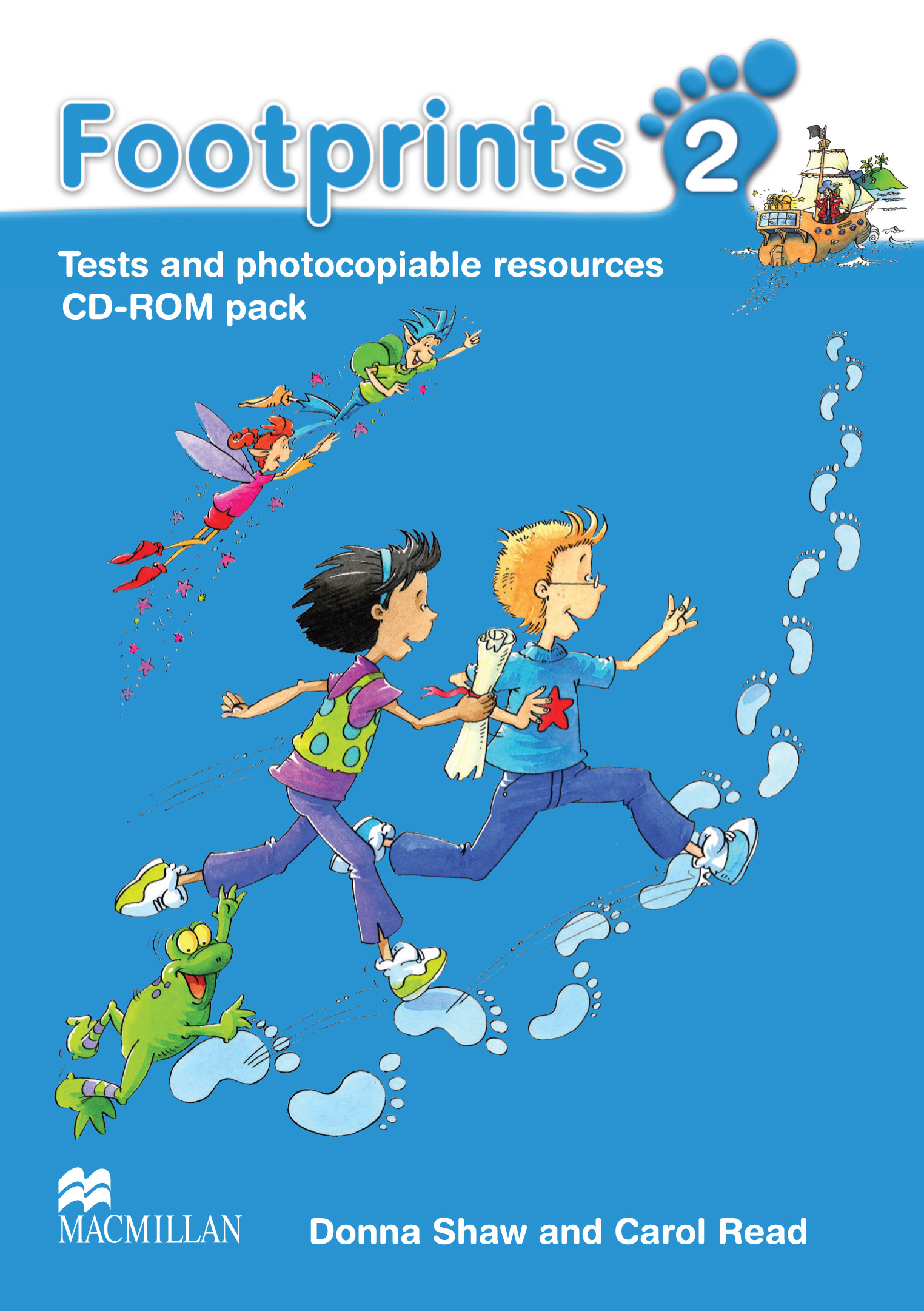 Footprints 2 Tests and Photocopiable Resources CD-ROM