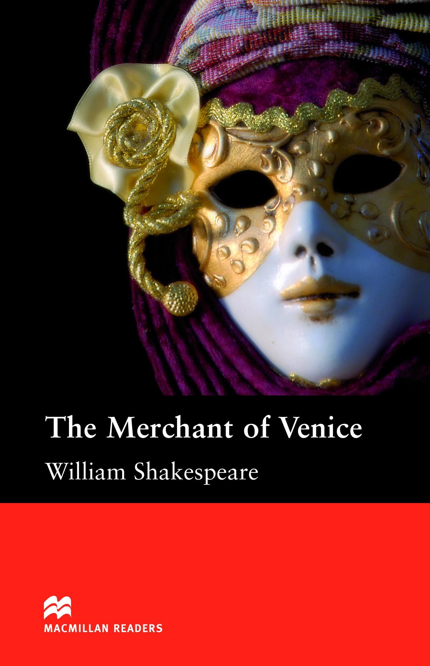 Macmillan Readers: The Merchant of Venice