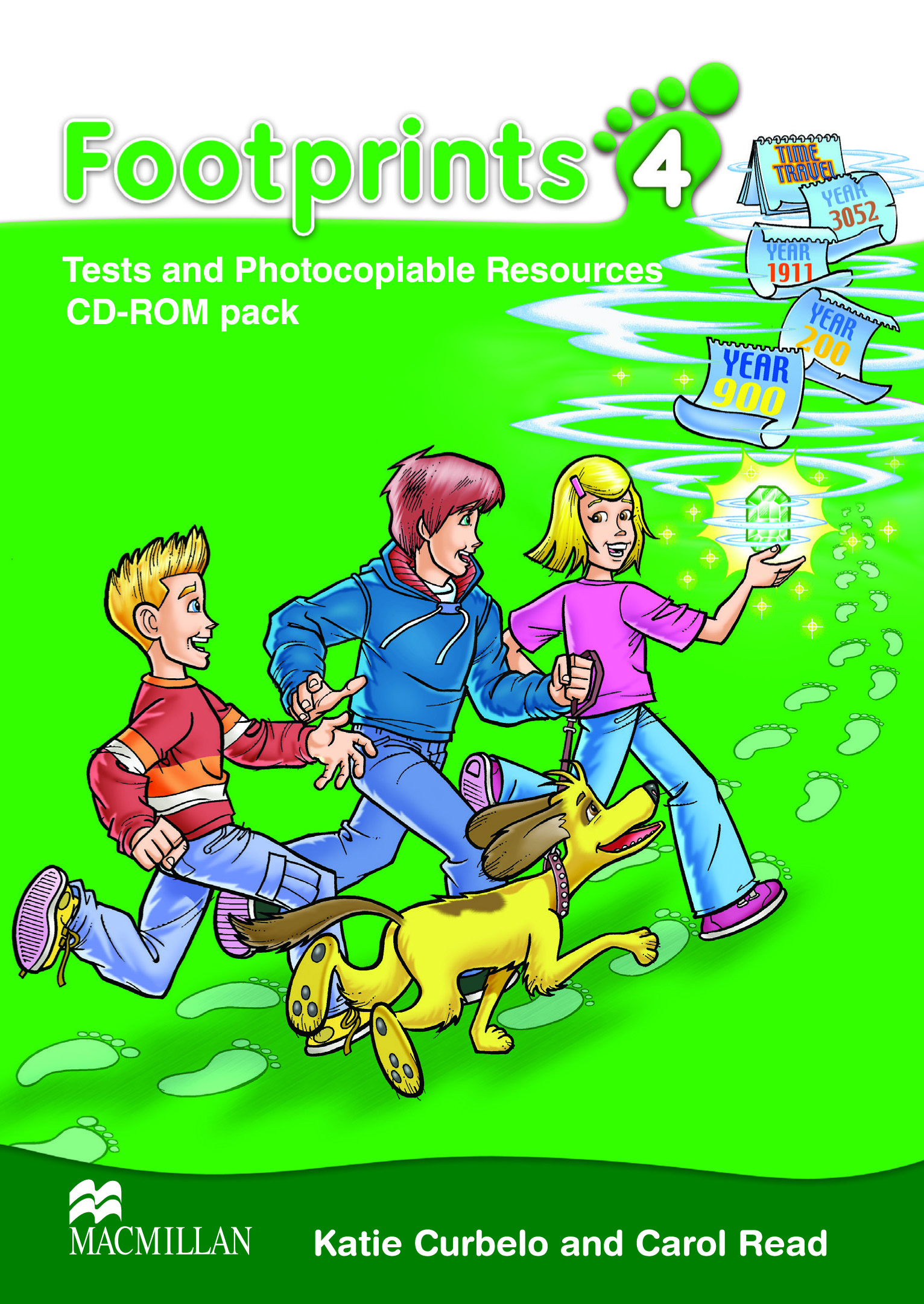 Footprints 4 Tests and Photocopiable Resources CD-ROM Pack