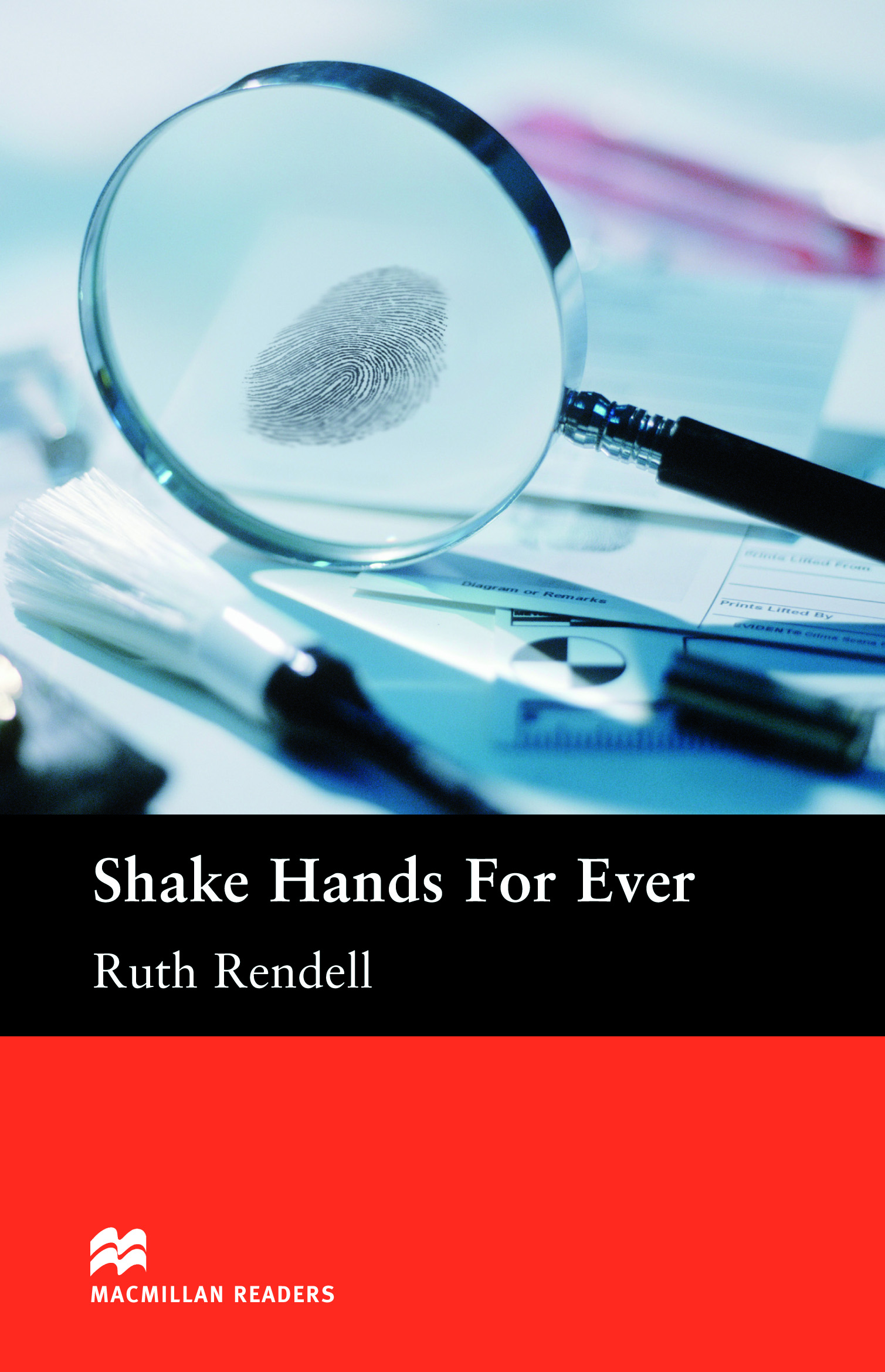 Macmillan Readers: Shake Hands Forever without CD