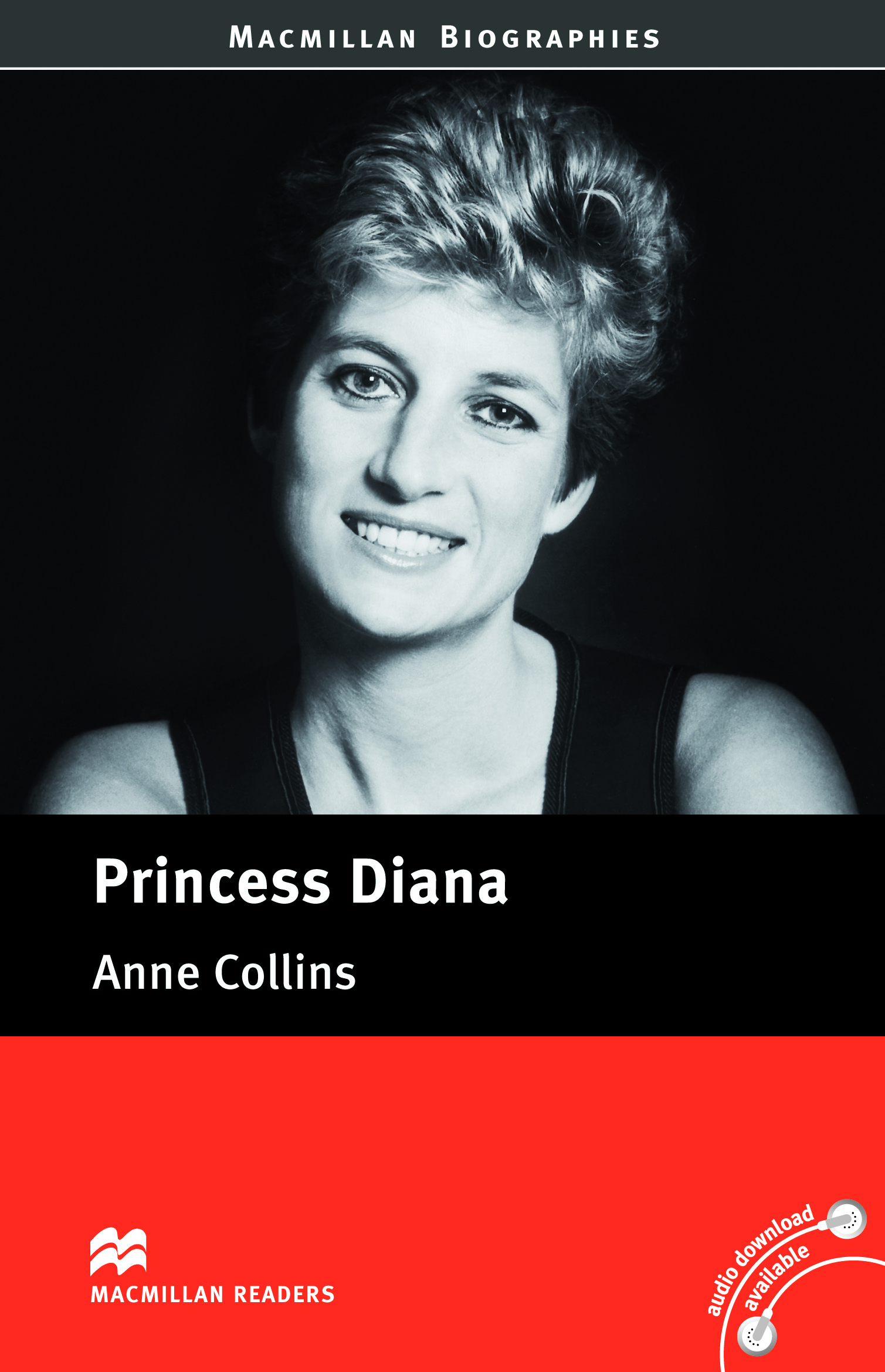 Macmillan Readers: Princess Diana Biography without CD